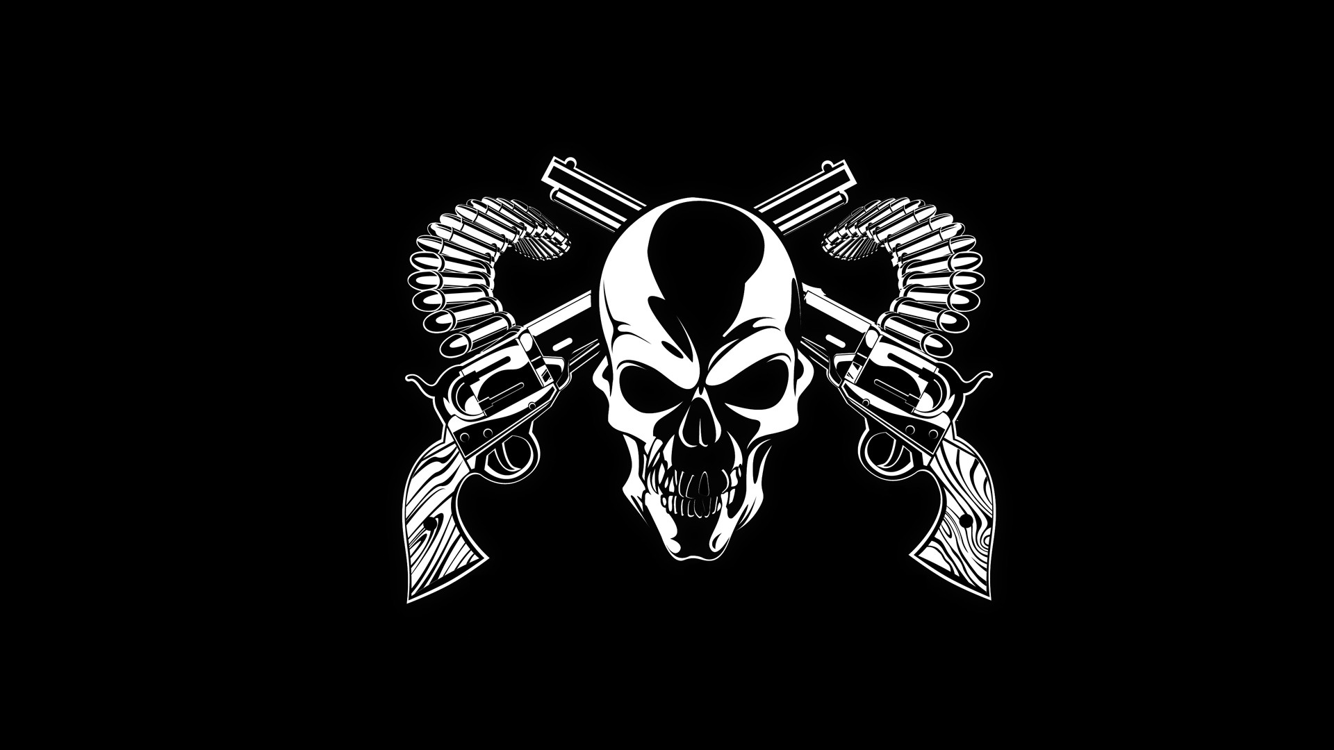 Skulls wallpaper download free awesome high resolution 1920x1080 girly skull background wallpaper wallpaper hd background desktop download voltagebd Images