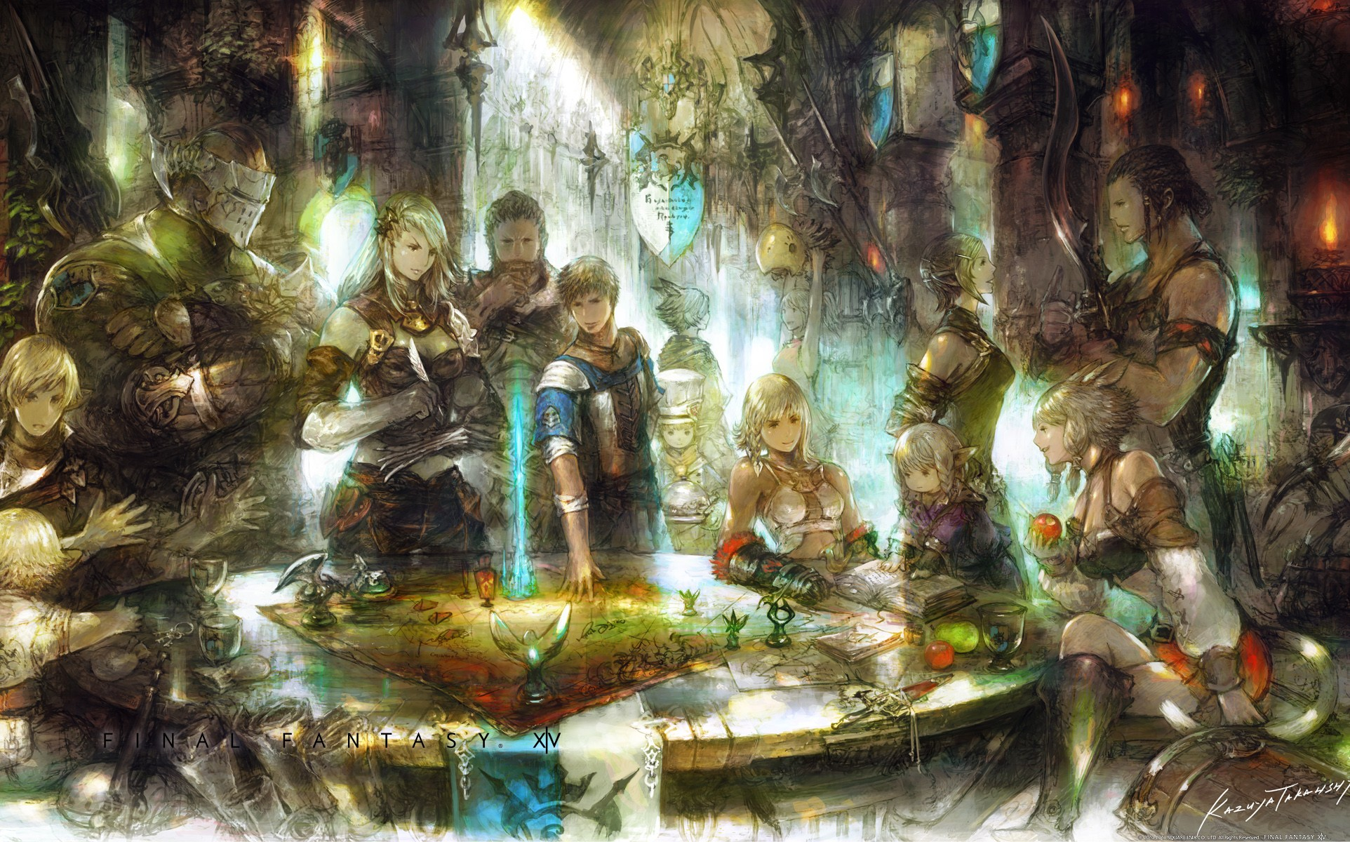 Final Fantasy 14 Stormbringers Why This Online Rpg Is Ideal For