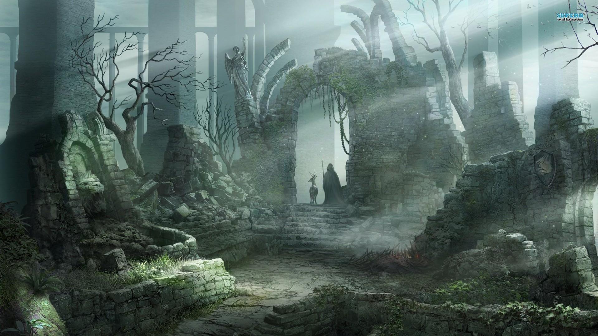 Dark Souls wallpaper 1920x1080 ·① Download free stunning ...