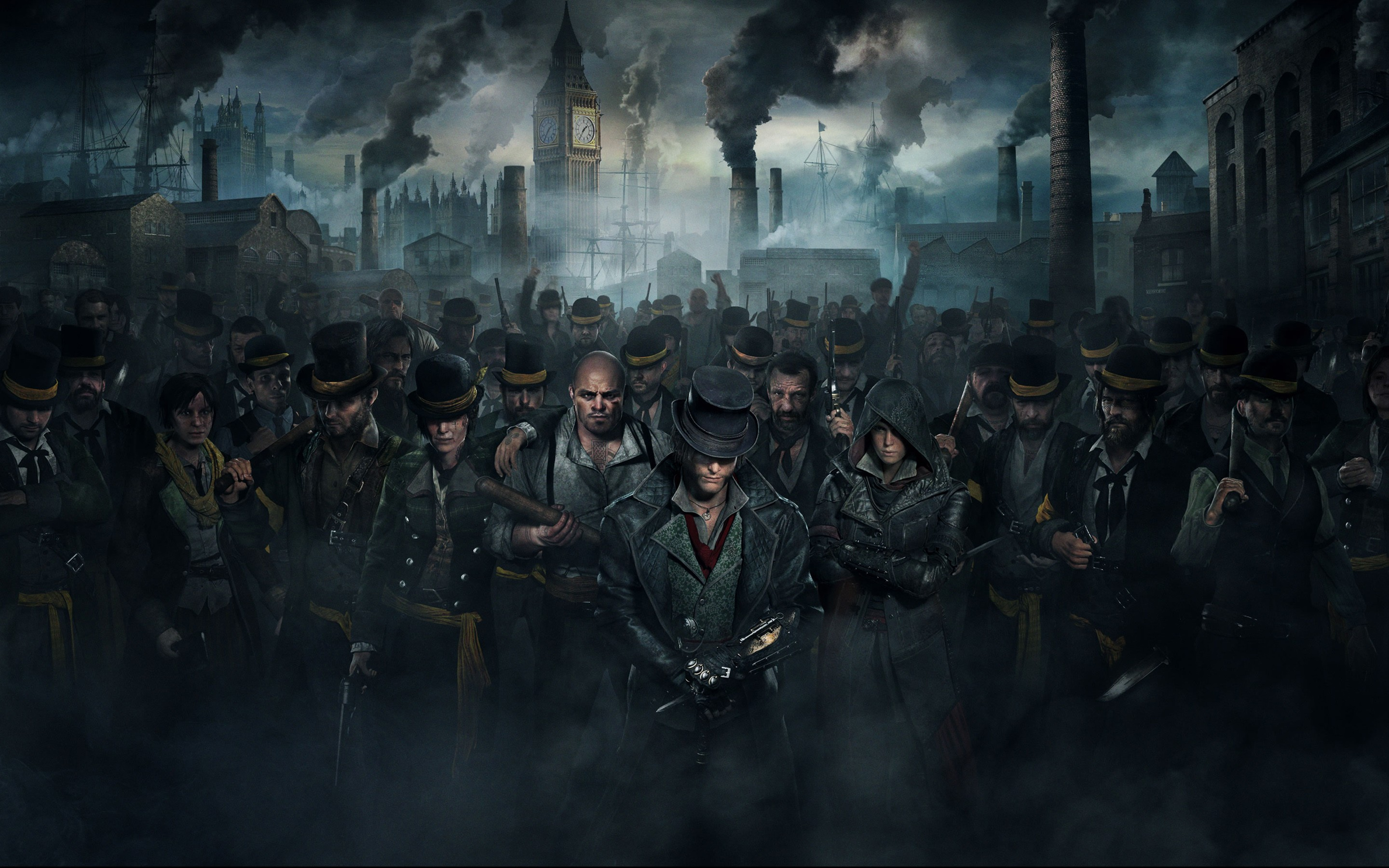 Assassin S Creed Syndicate Wallpaper Download Free Cool