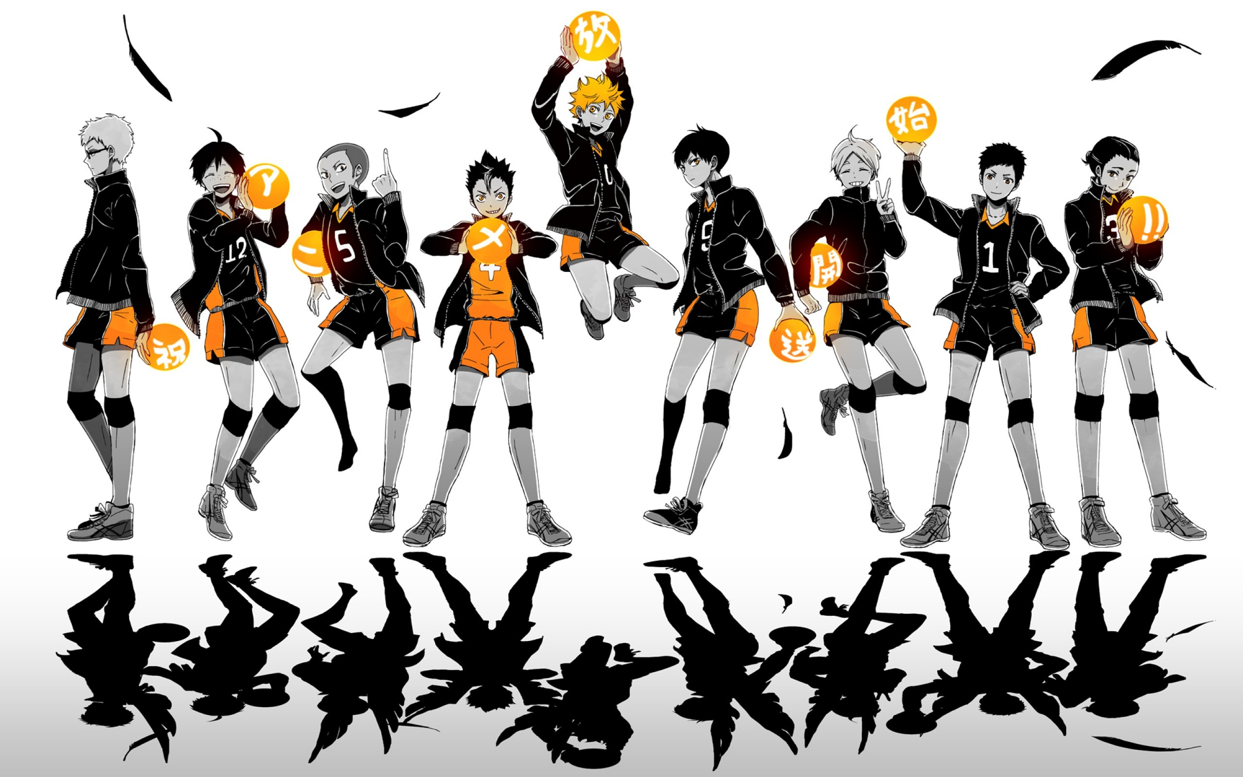 Haikyuu Wallpaper Download Free Cool High Resolution Wallpapers