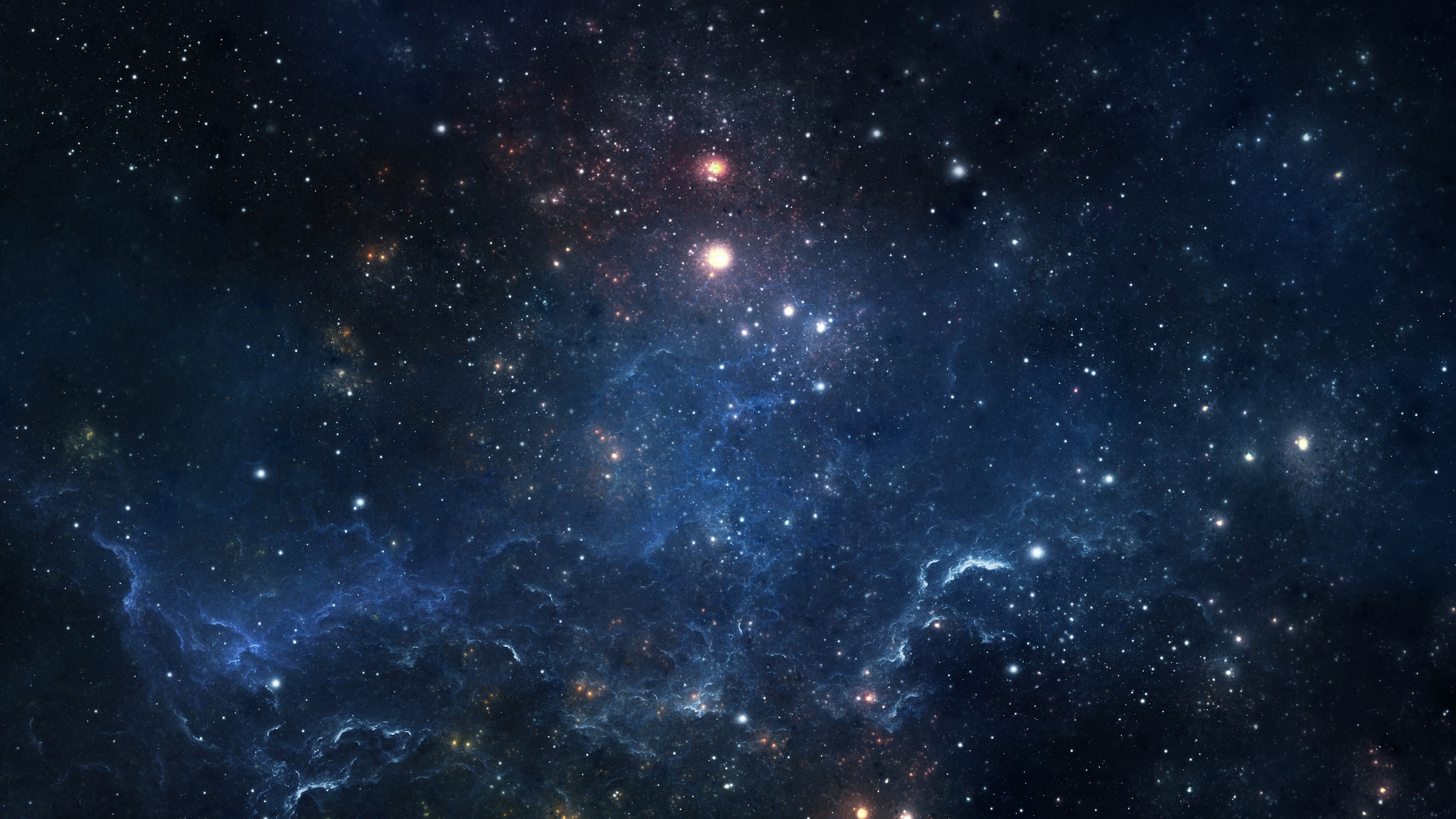 Space Stars background ·① Download free High Resolution ...