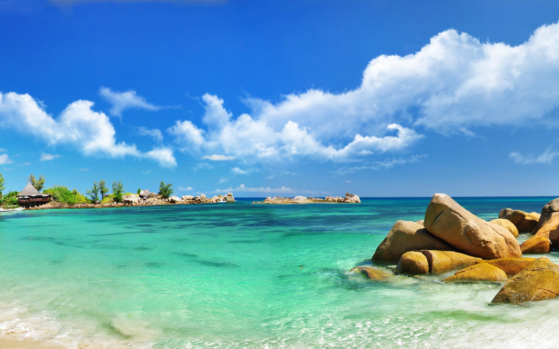 Beach Wallpaper: Beach Paradise Wallpaper ·① WallpaperTag