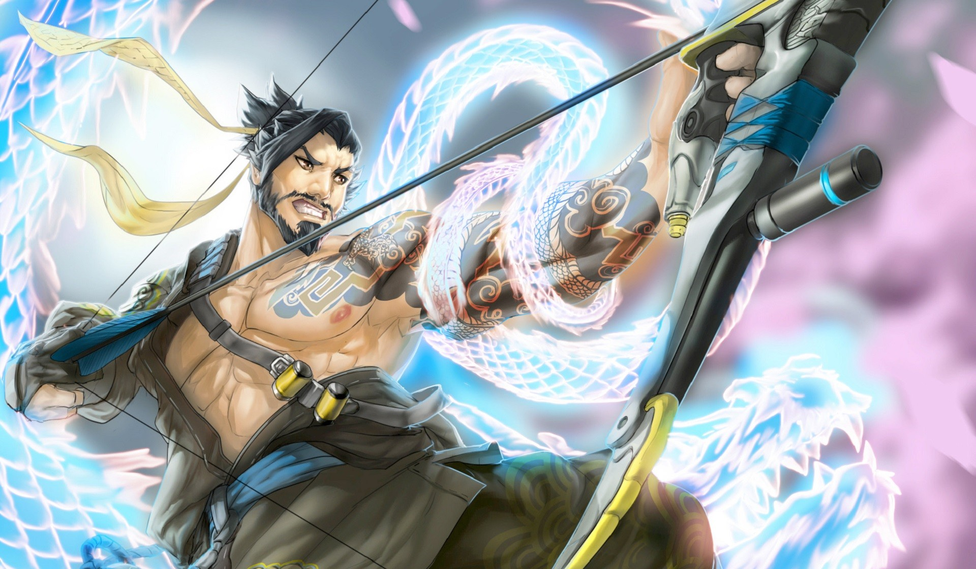 Overwatch Hanzo Wallpaper ·① Download Free Amazing