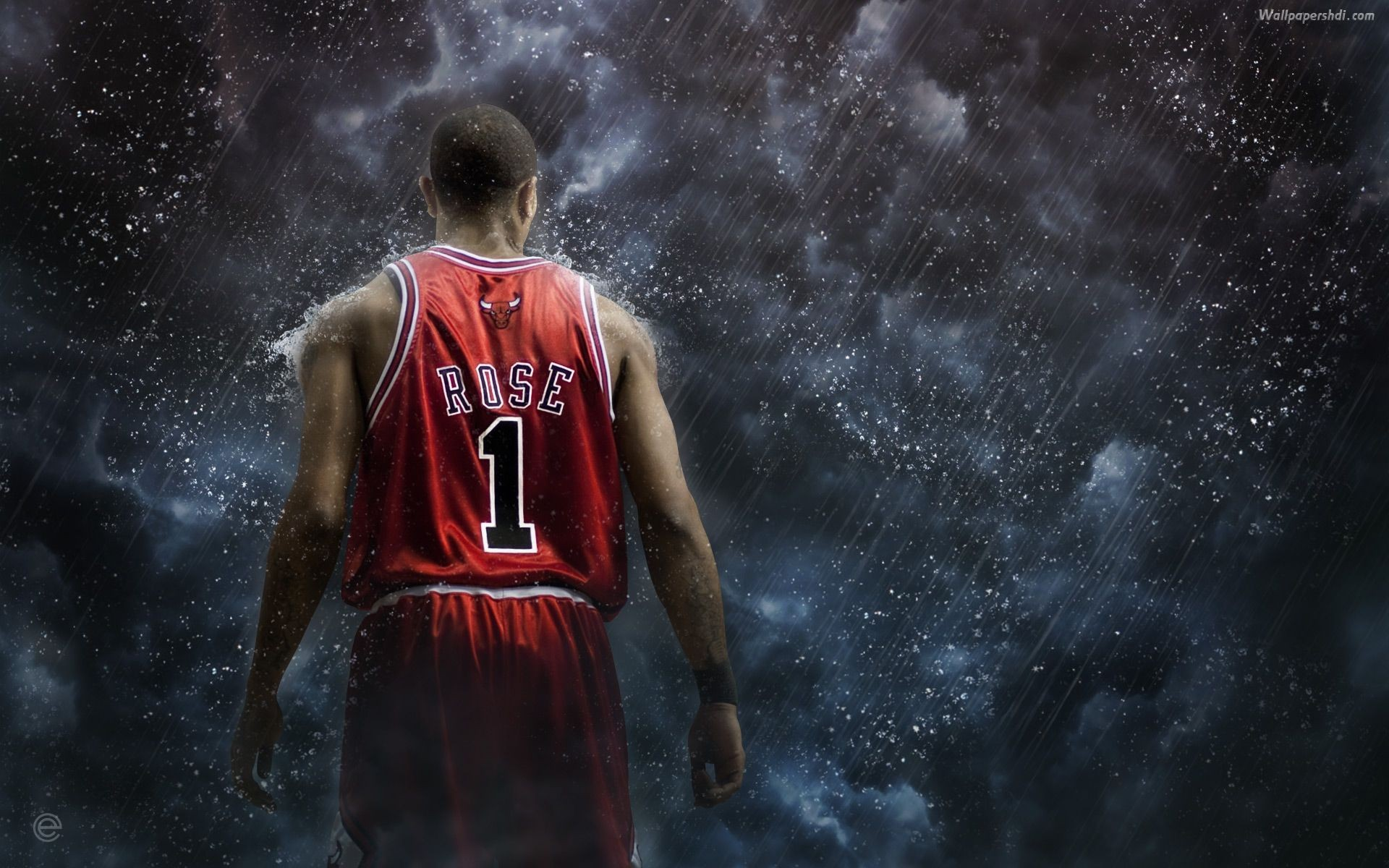 Derrick Rose Wallpaper By Angelmaker666 D3cfebj Chicago Wallpapers 1920x1080