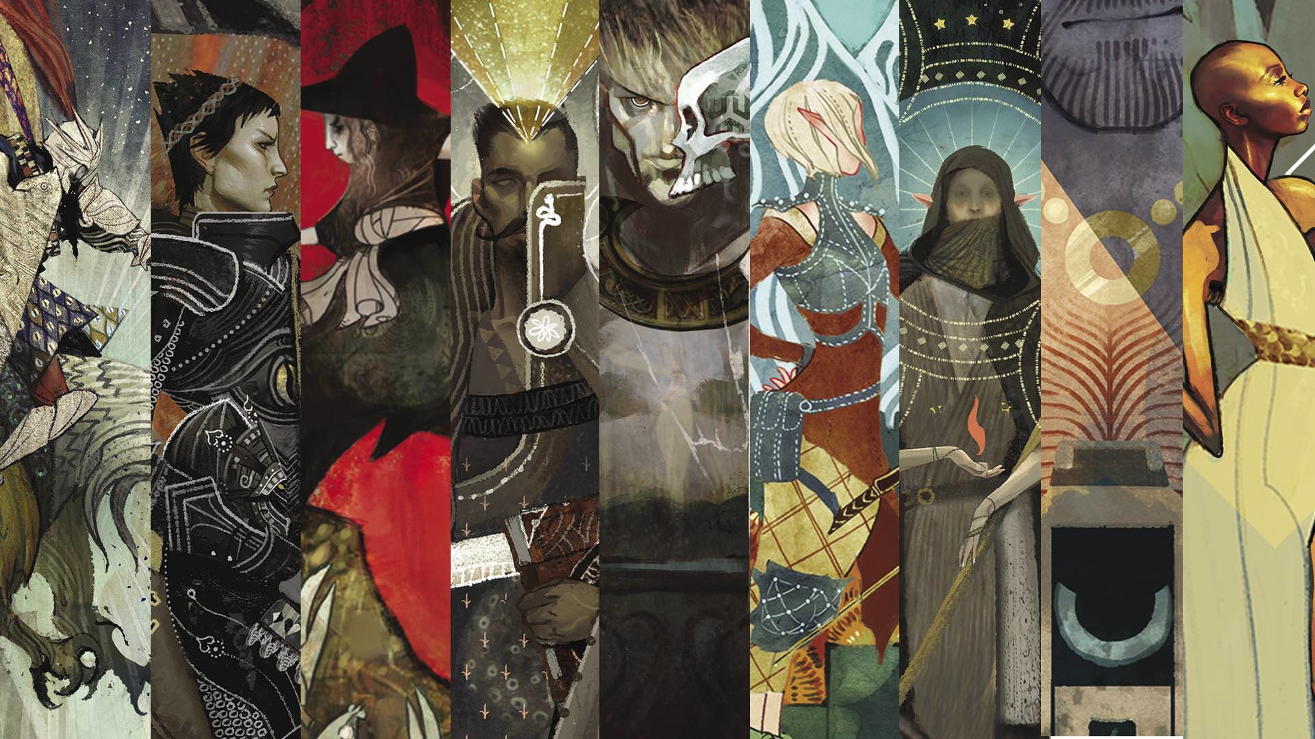 Tarot Wallpapers ①