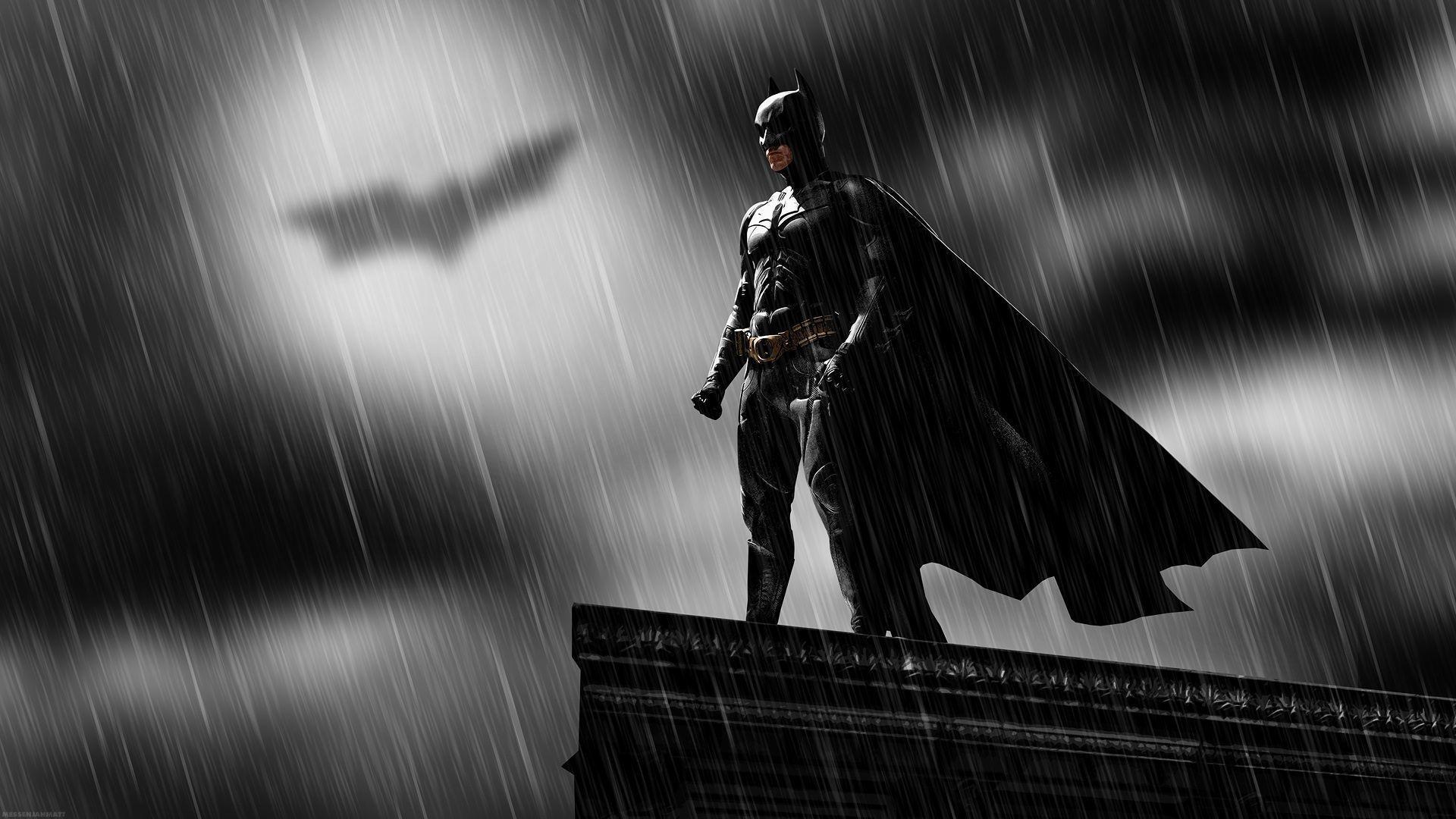 Batman HD Wallpaper ·① Download Free High Resolution