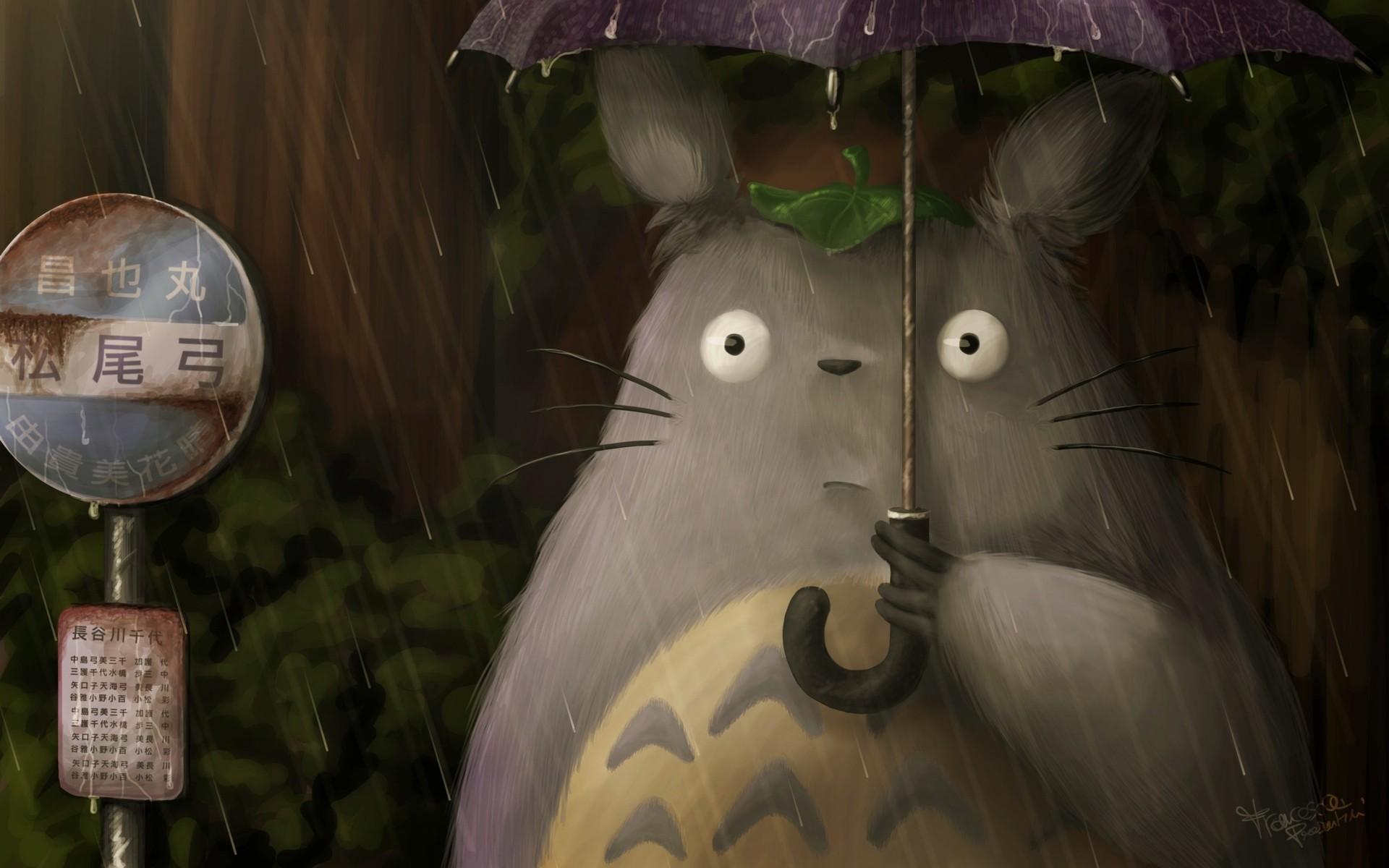 My Neighbor Totoro wallpaper ·① Download free beautiful ...