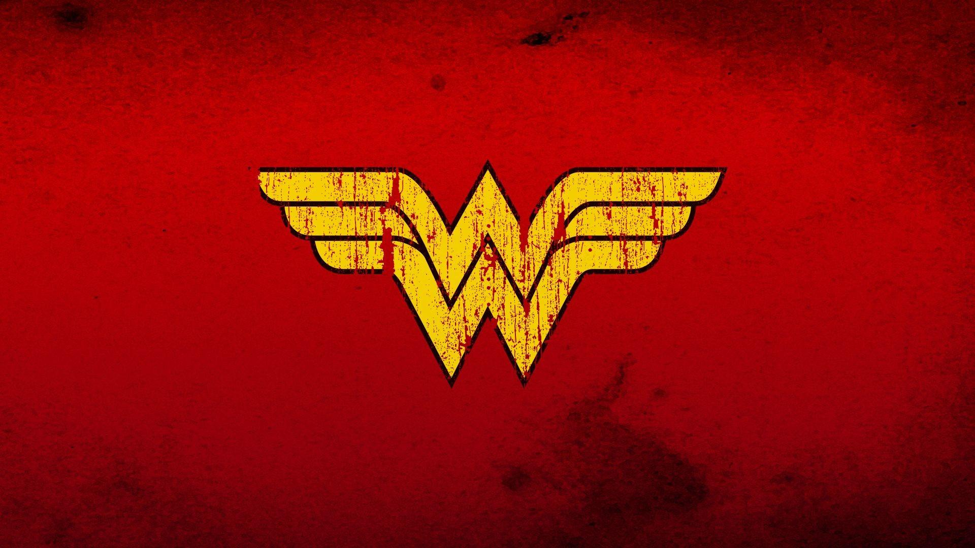 Free Wonder Woman Wallpaper: Wonder Woman Logo Wallpaper ·① WallpaperTag