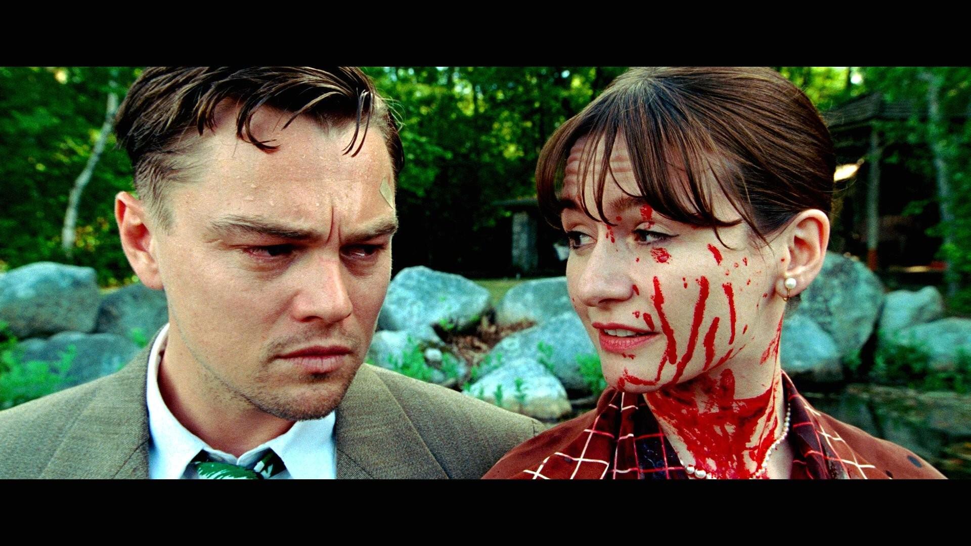 Wife in shutter island movie #1