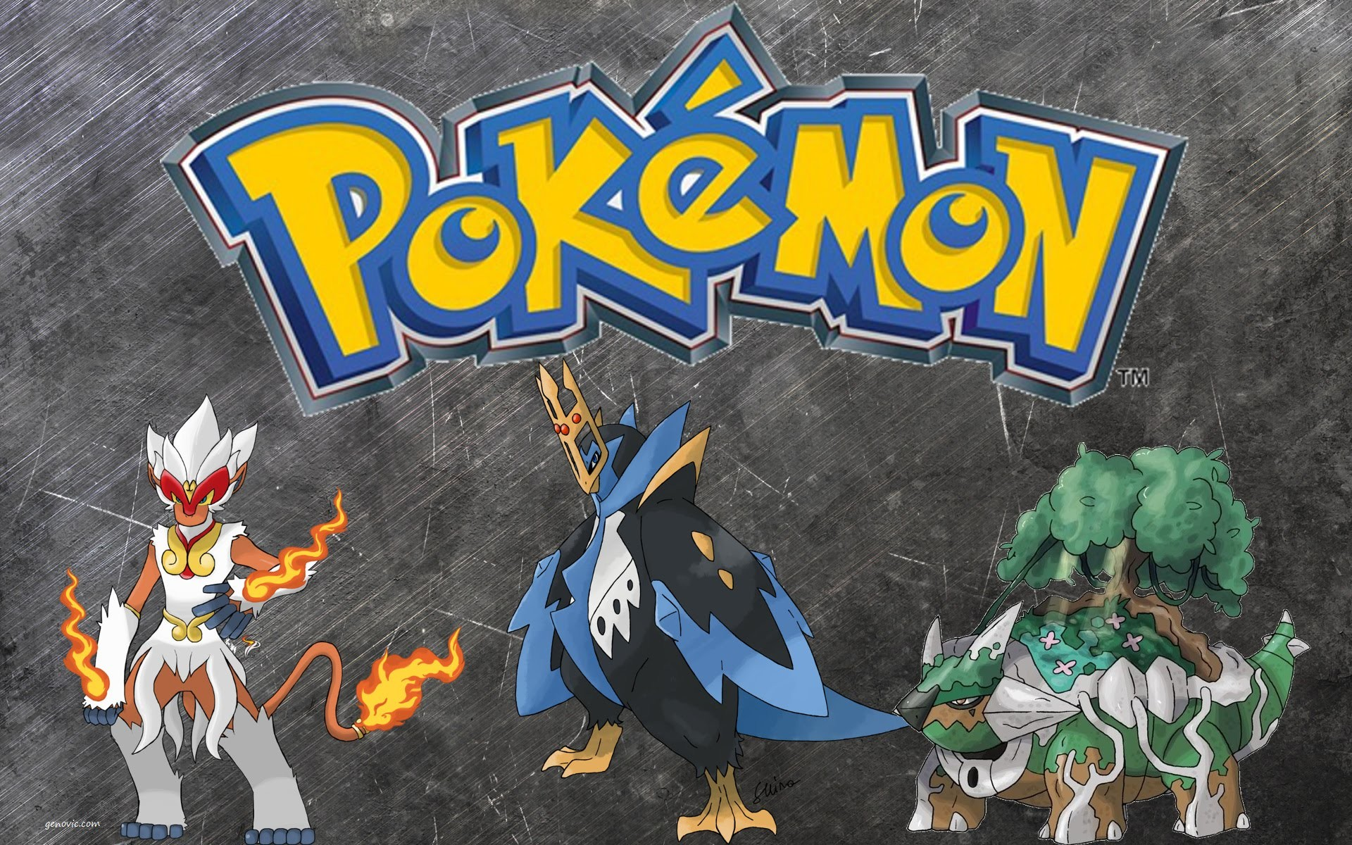 Pokemon diamond and pearl wallpaper - Pokemon perle evolution ...