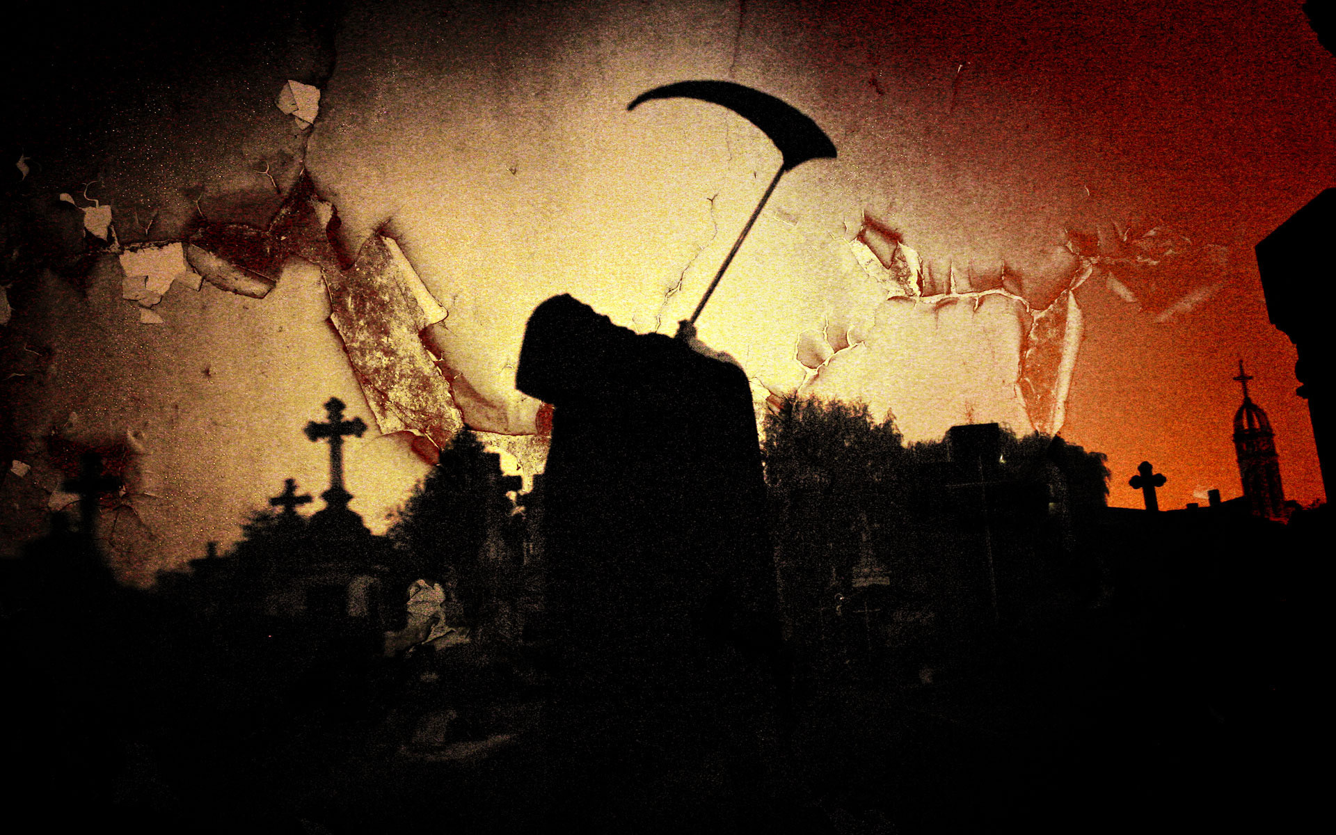 Gothic Skull Wallpaper ·① WallpaperTag