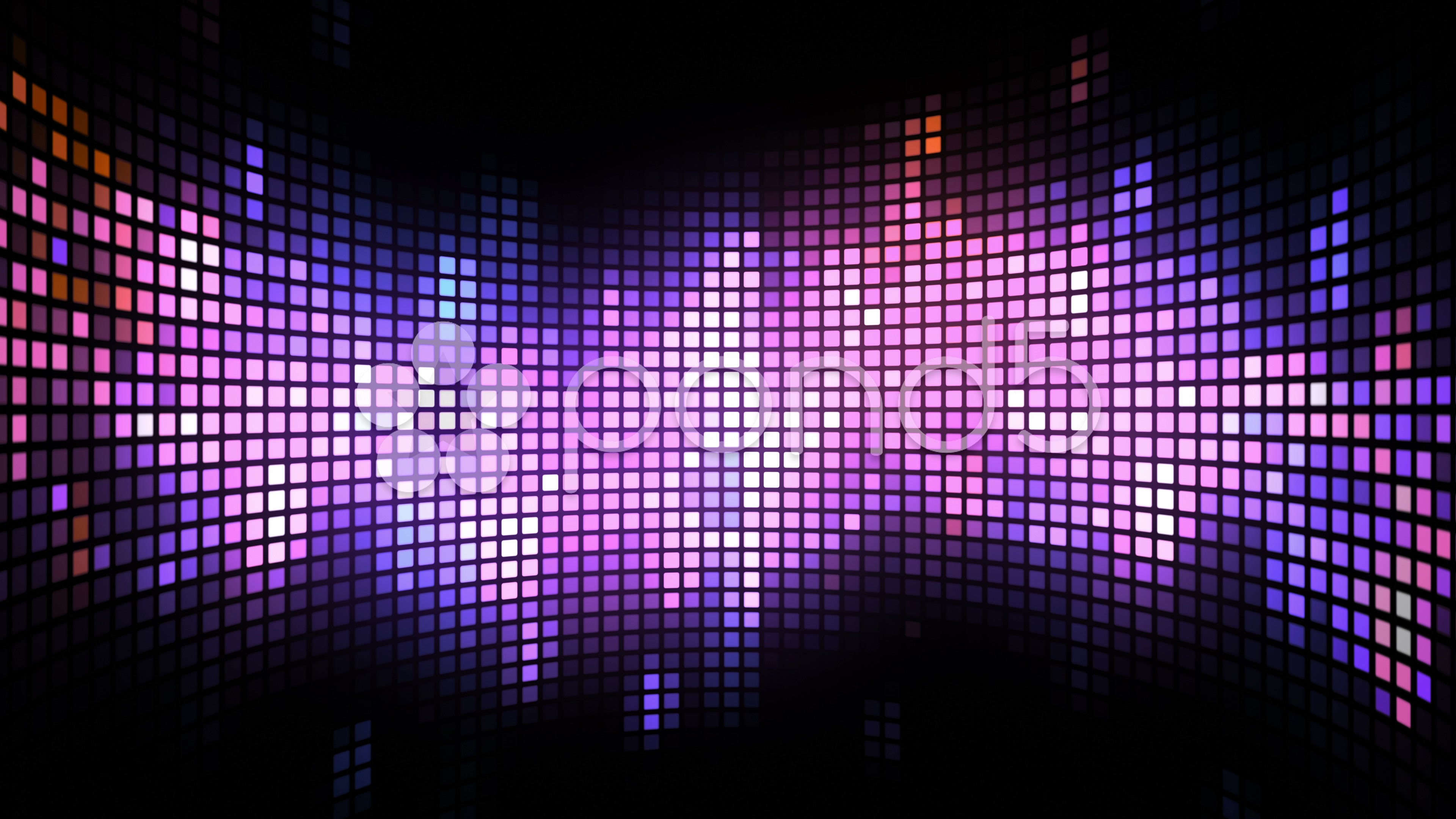 CELEBRITY GLAMOUR CURVED LIGHT WALL (VIDEOHIVE) – …