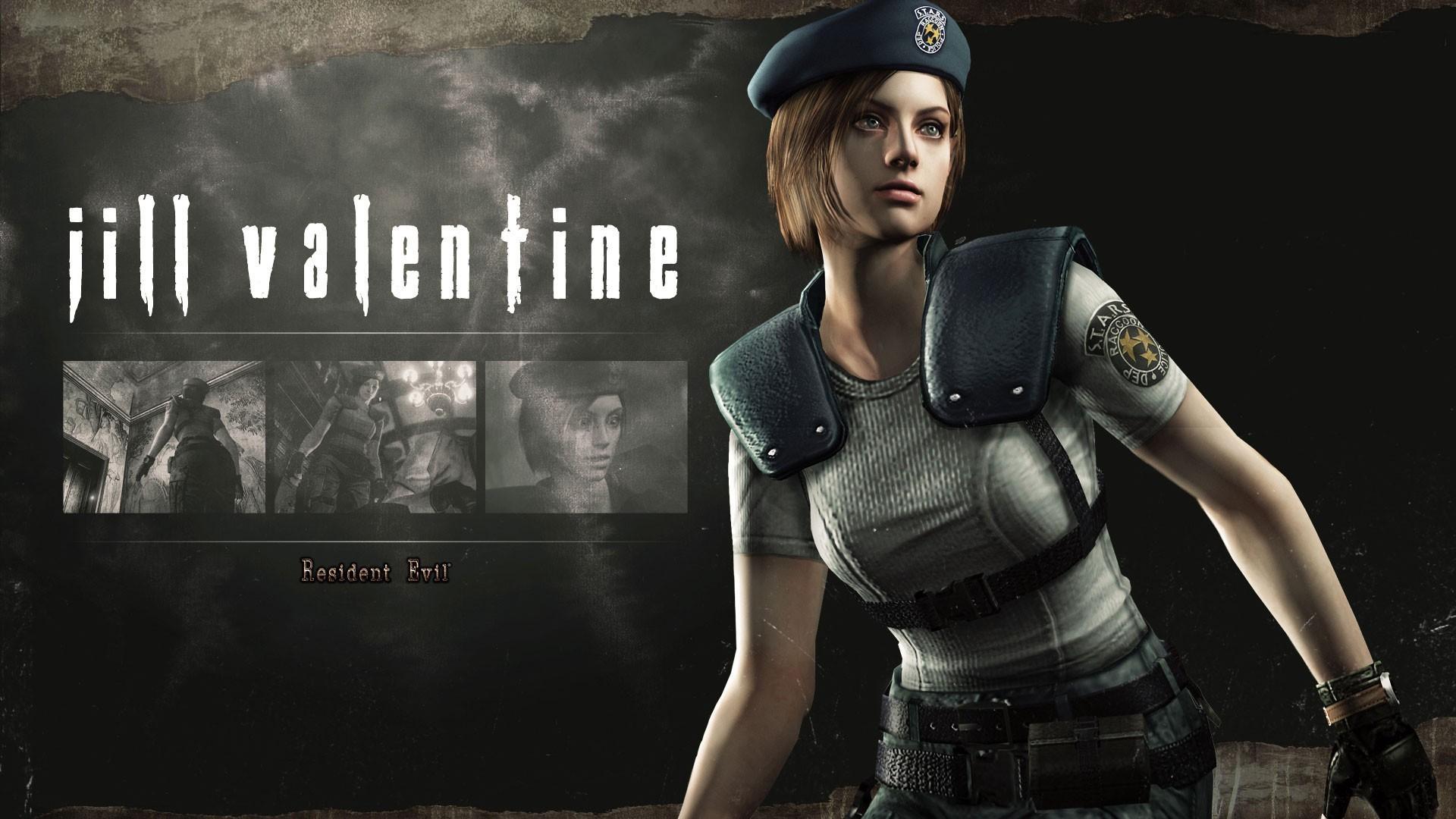 Resident Evil Jill Valentine Wallpaper Wallpapertag