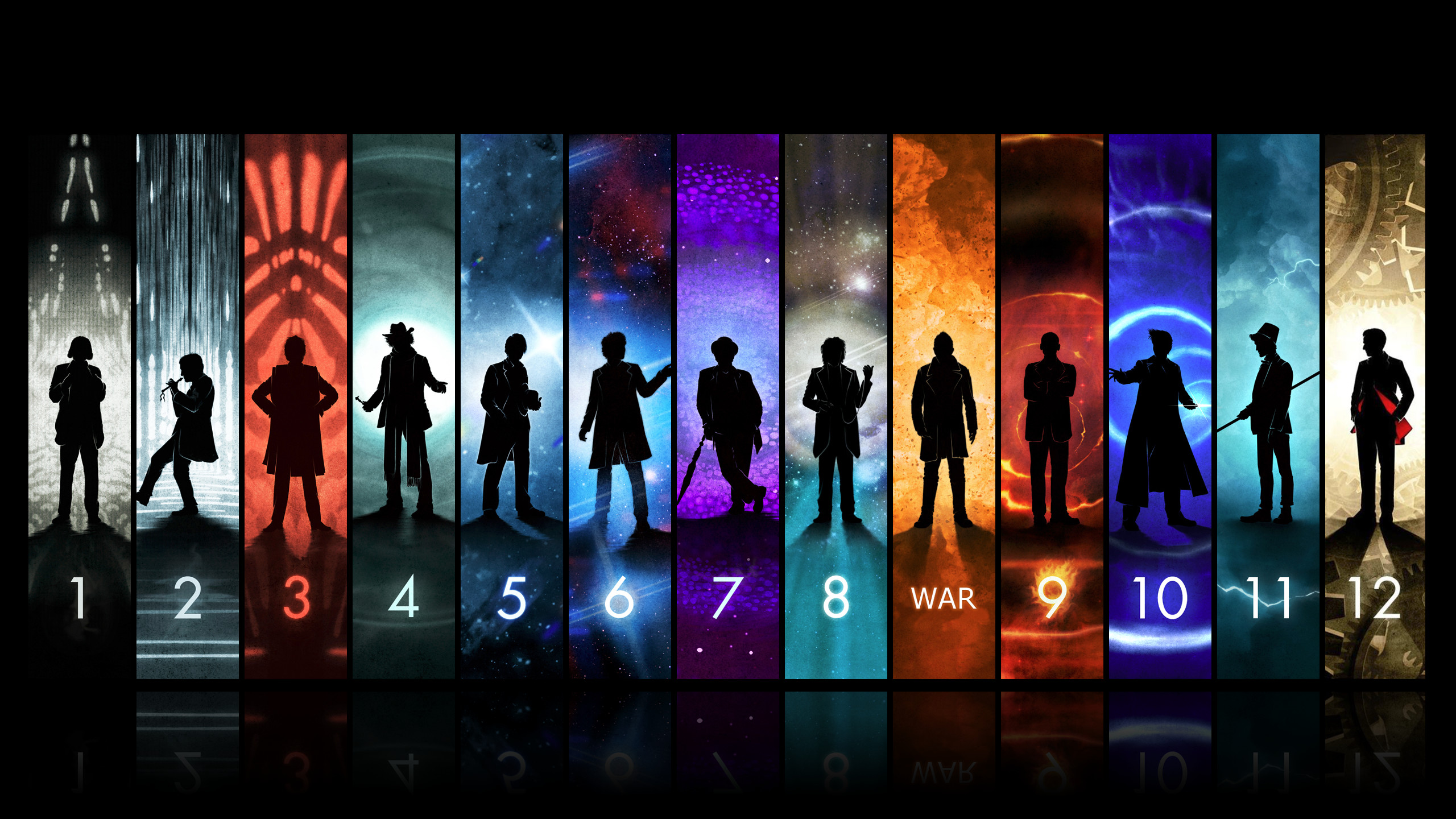 Doctor Who Wallpaper Tardis All Doctors ①