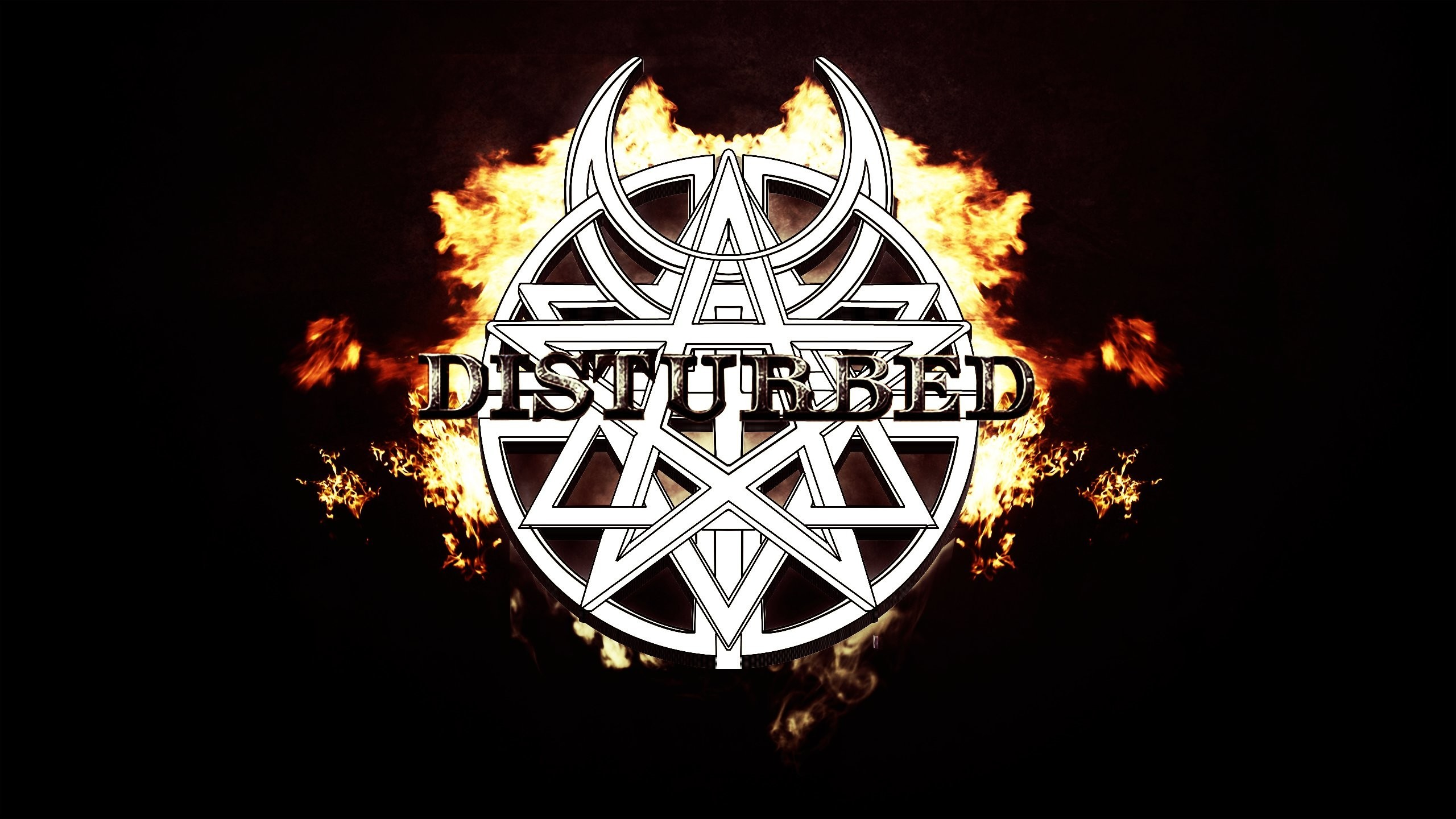 disturbed logo wallpaper - HD1600×1200
