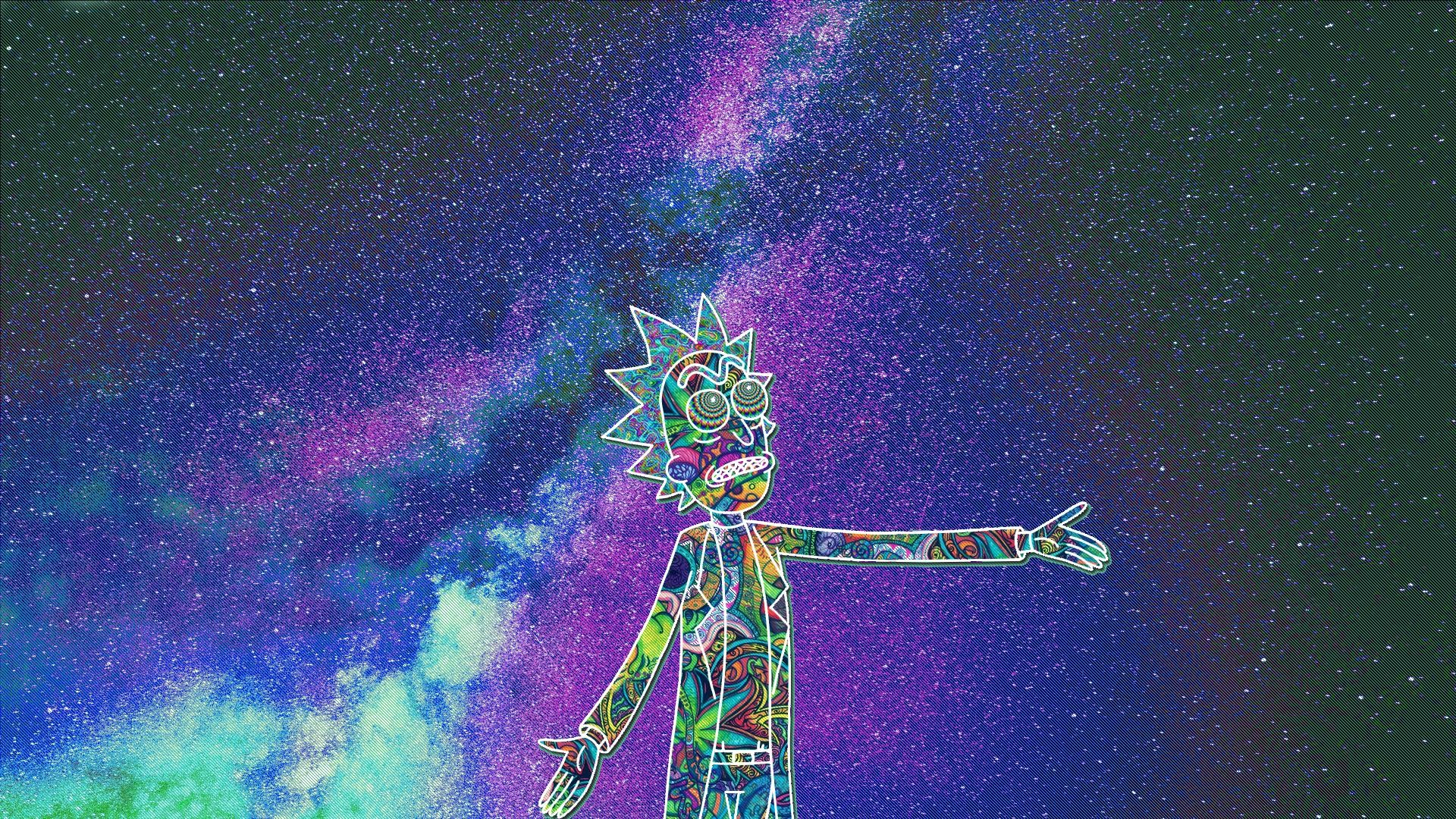 Rick And Morty Wallpaper ·① Download Free HD Wallpapers Of