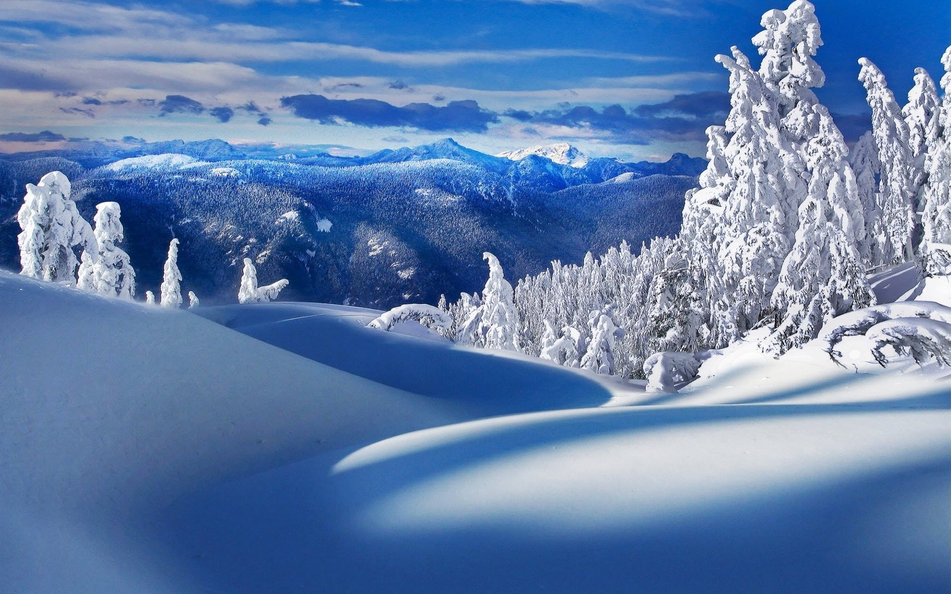 Beautiful Snow Wallpapers