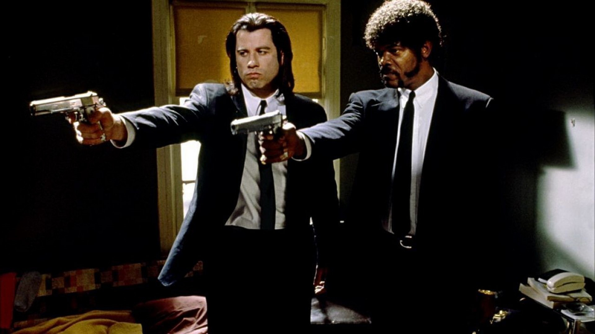 Pulp Fiction Wallpaper 1 Download Free Full HD Wallpapers For