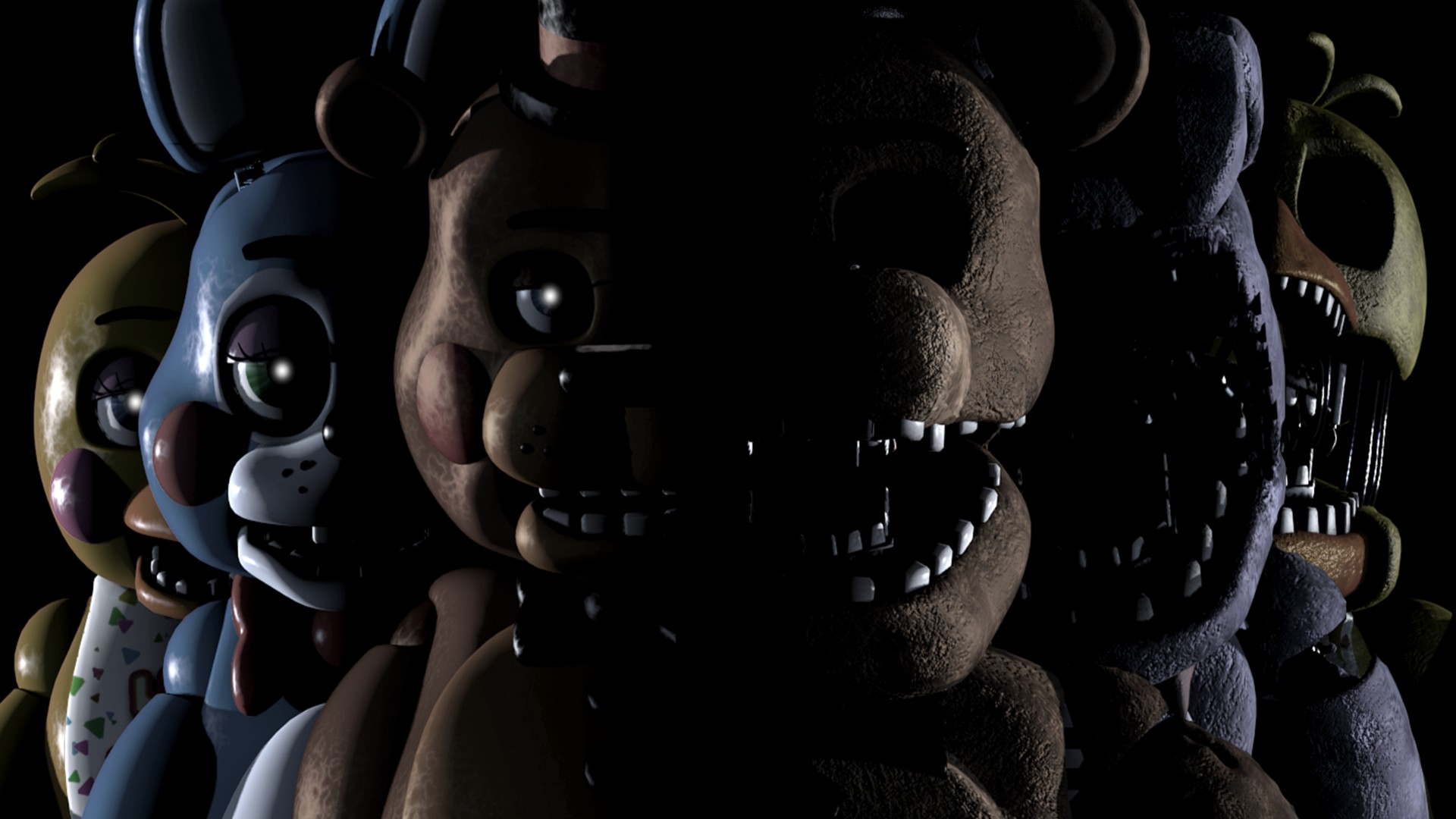 Five Nights At Freddy S Wallpaper Download Free Stunning