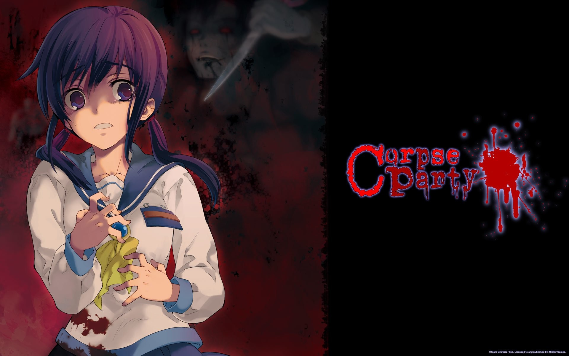corpse party wallpapers ·①