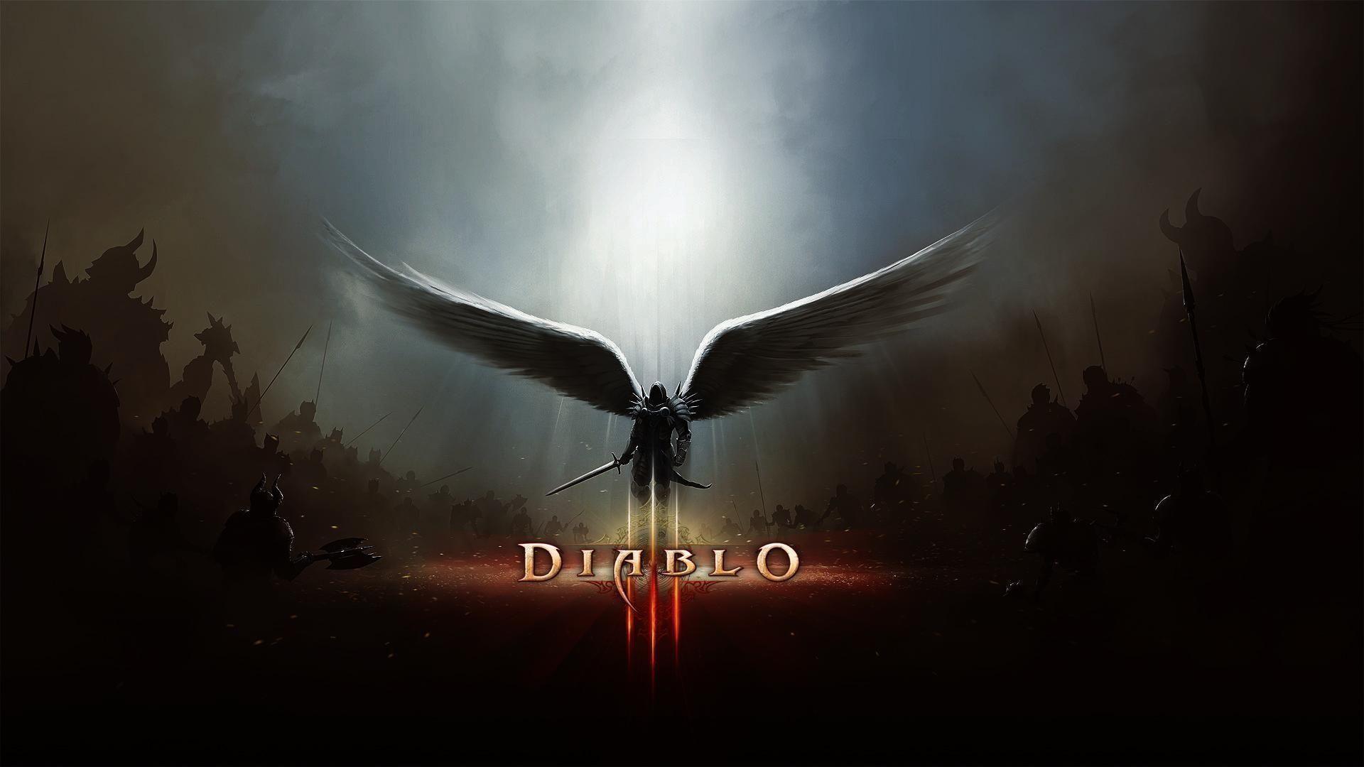 Diablo 3 Wallpaper ·â'