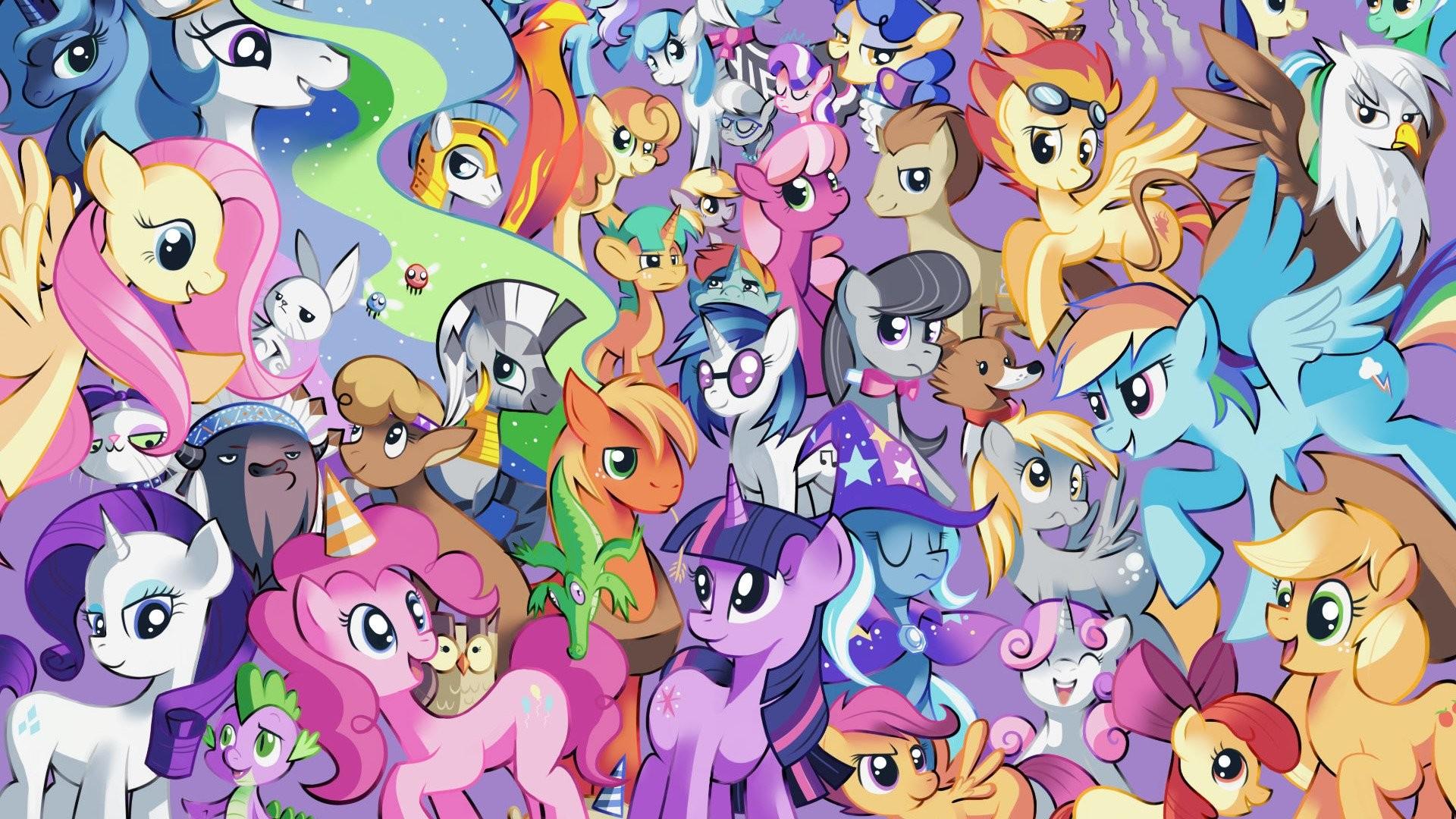 My Little Pony Desktop Wallpaper Wallpapertag