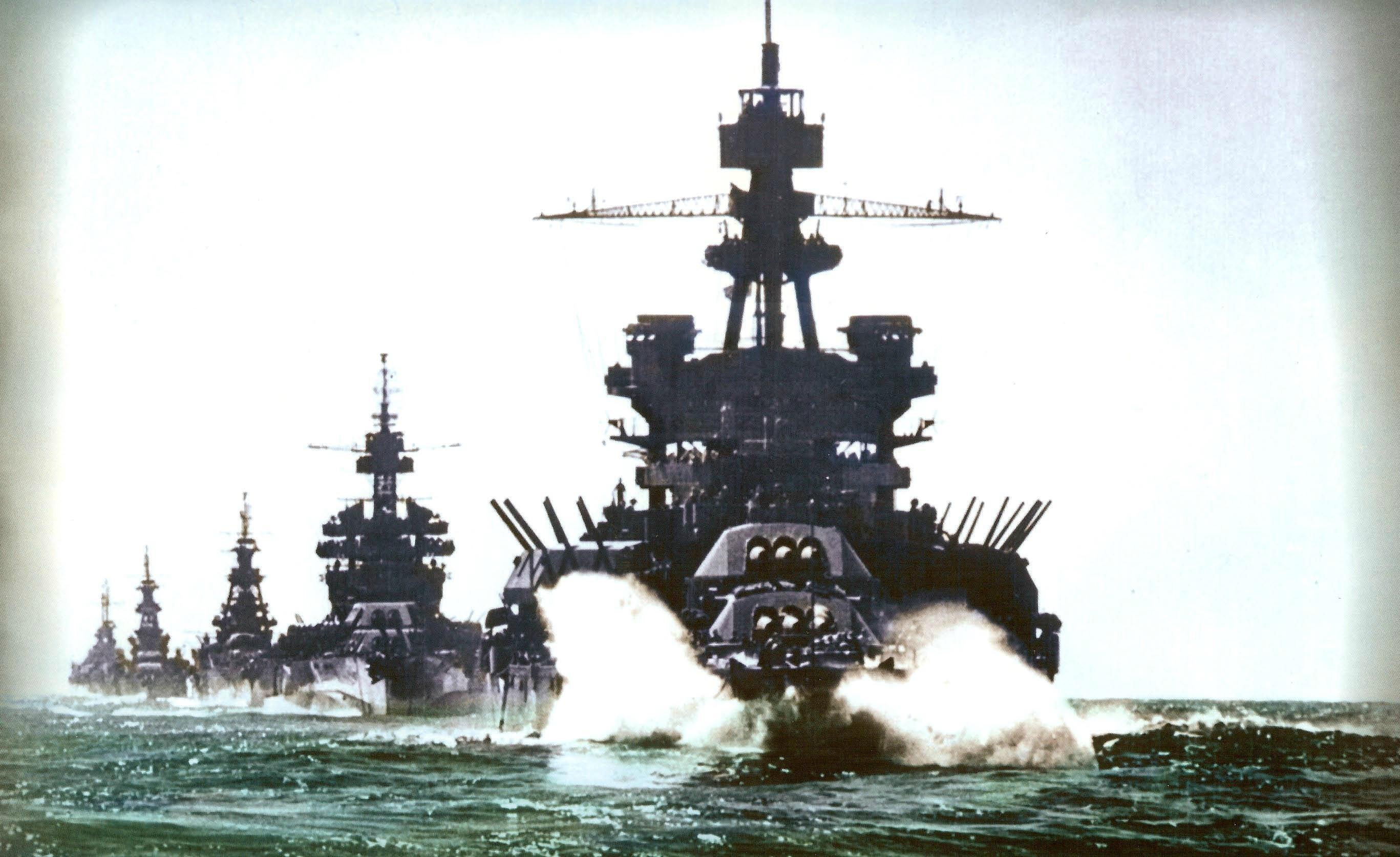 Battleship Wallpaper ①