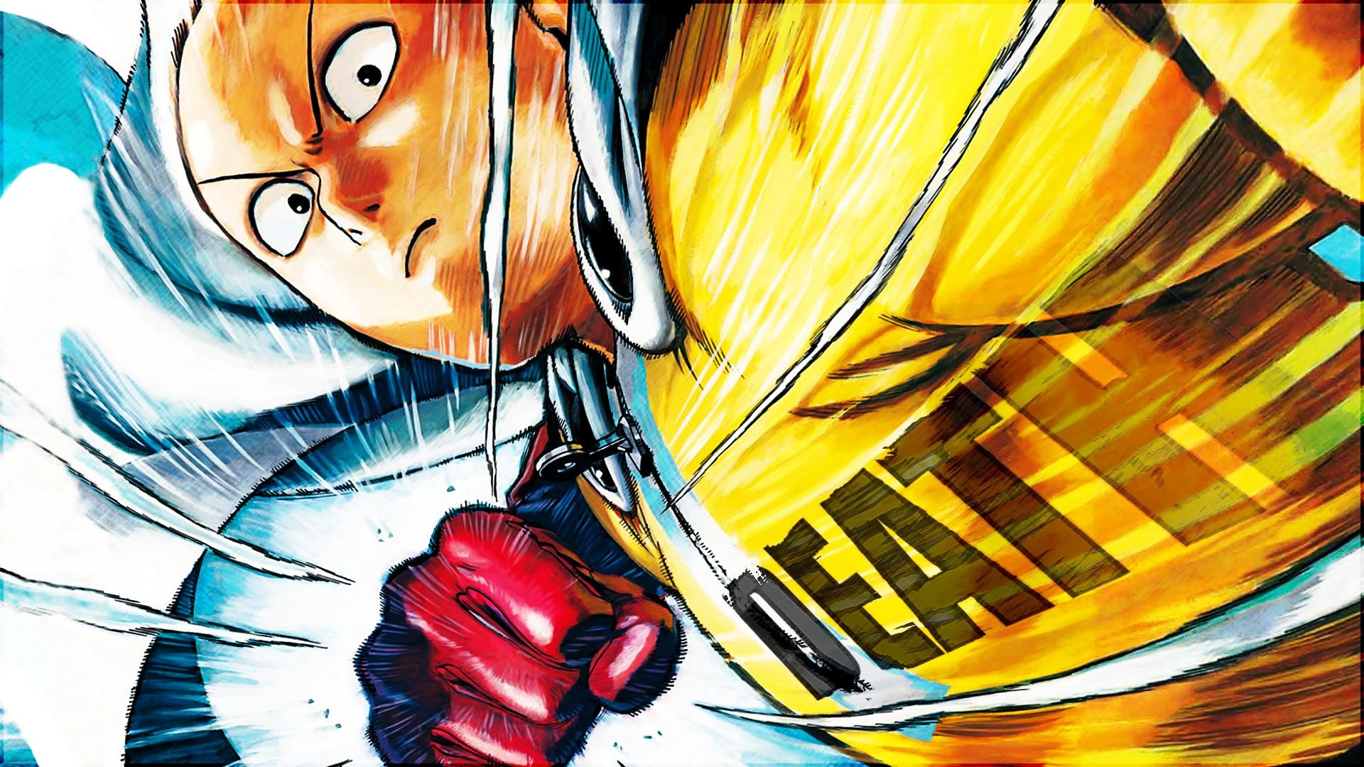 One Punch Man Wallpaper Hd Download Free Stunning Hd