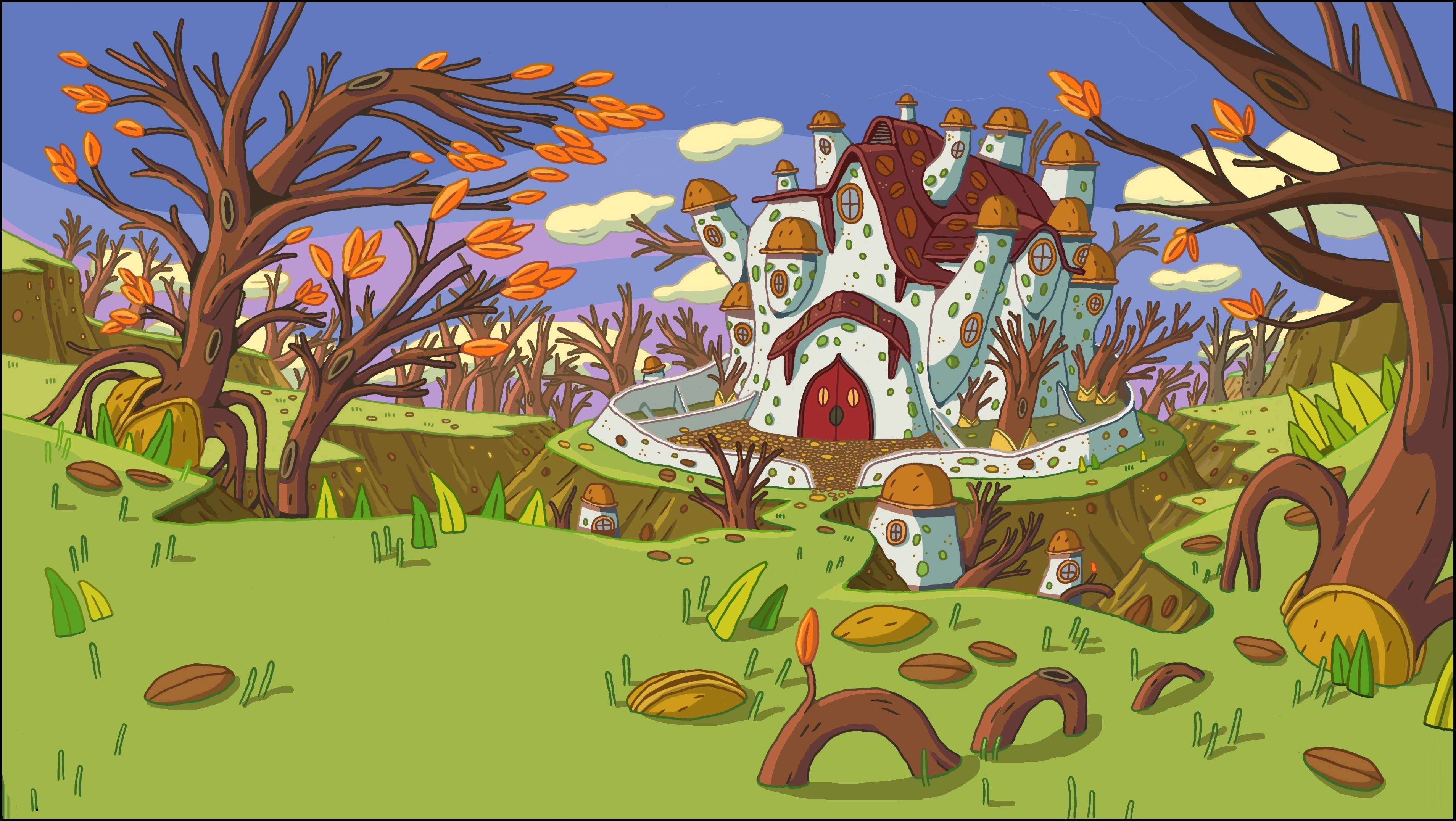 Adventure Time Desktop Backgrounds Wallpaper