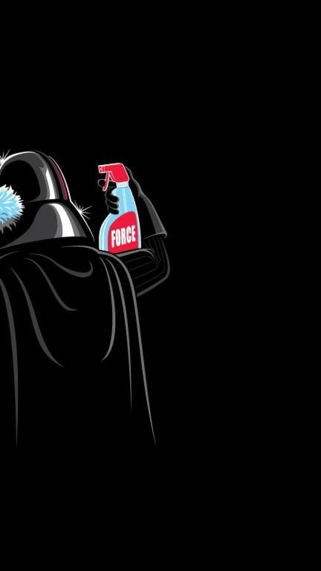 1080x1920 Funny Star Wars Iphone Wallpaper · Download · darth ...