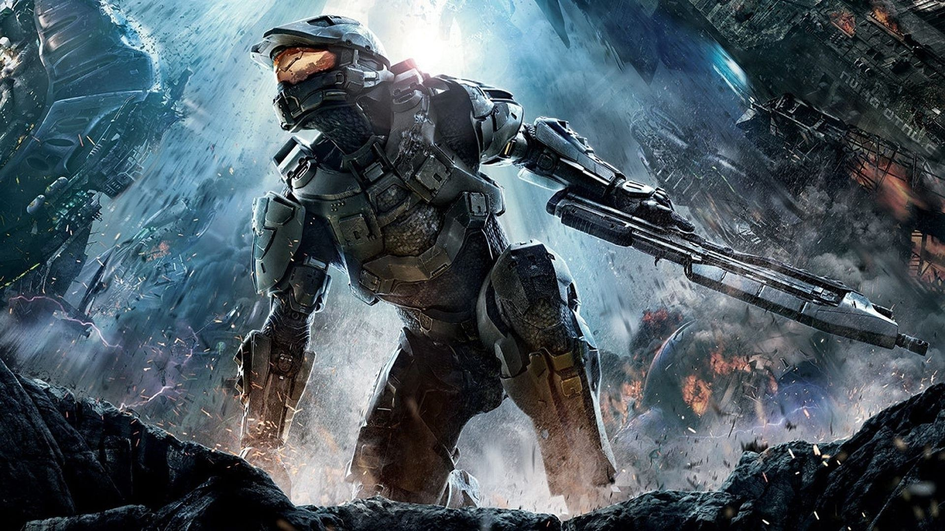 Halo 4 Computer Backgrounds Wallpapertag