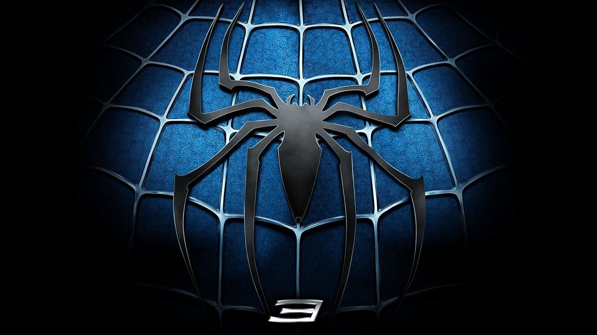 Black Spiderman Wallpaper