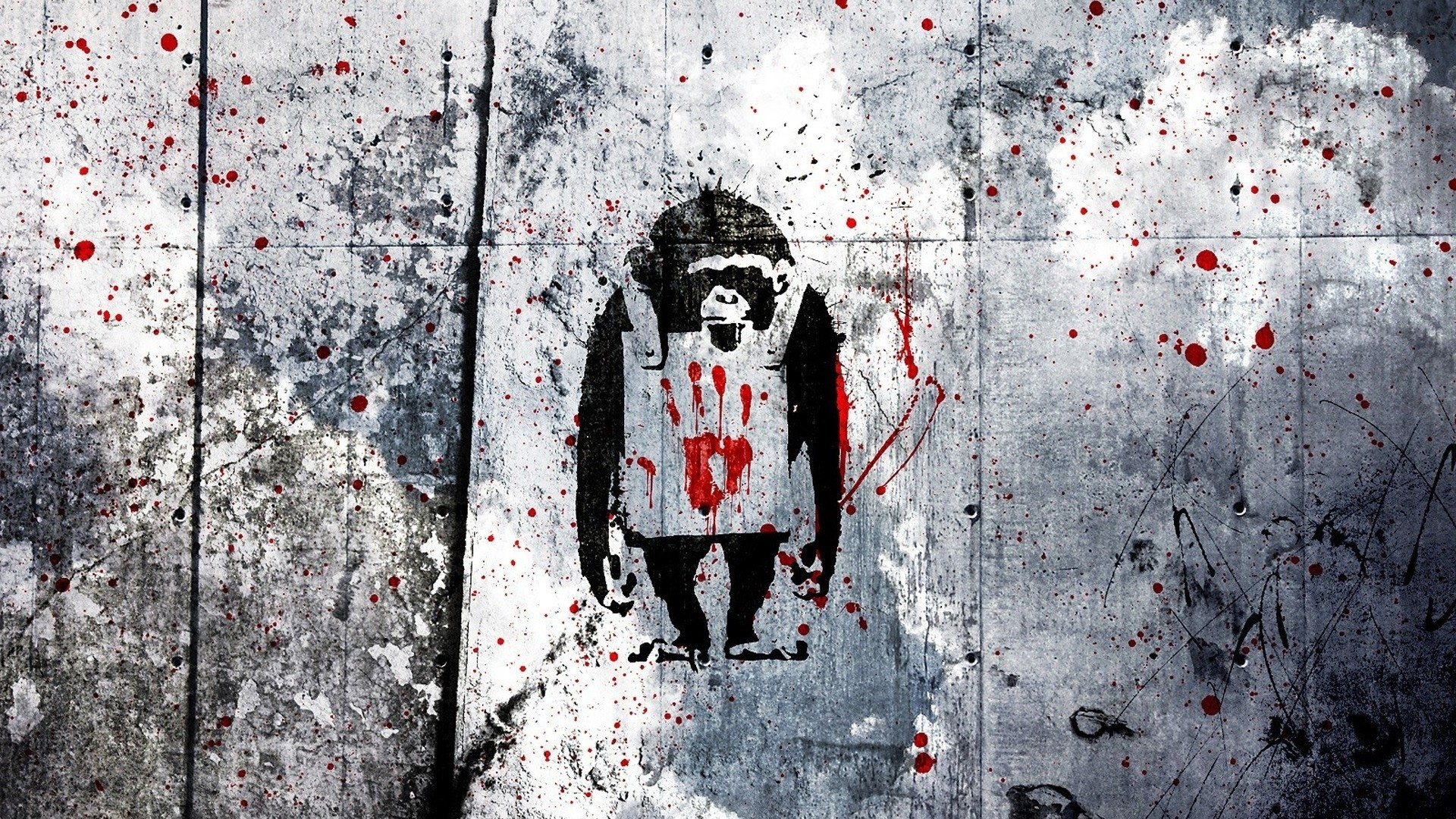 Banksy wallpaper ·① Download free full HD backgrounds for ...