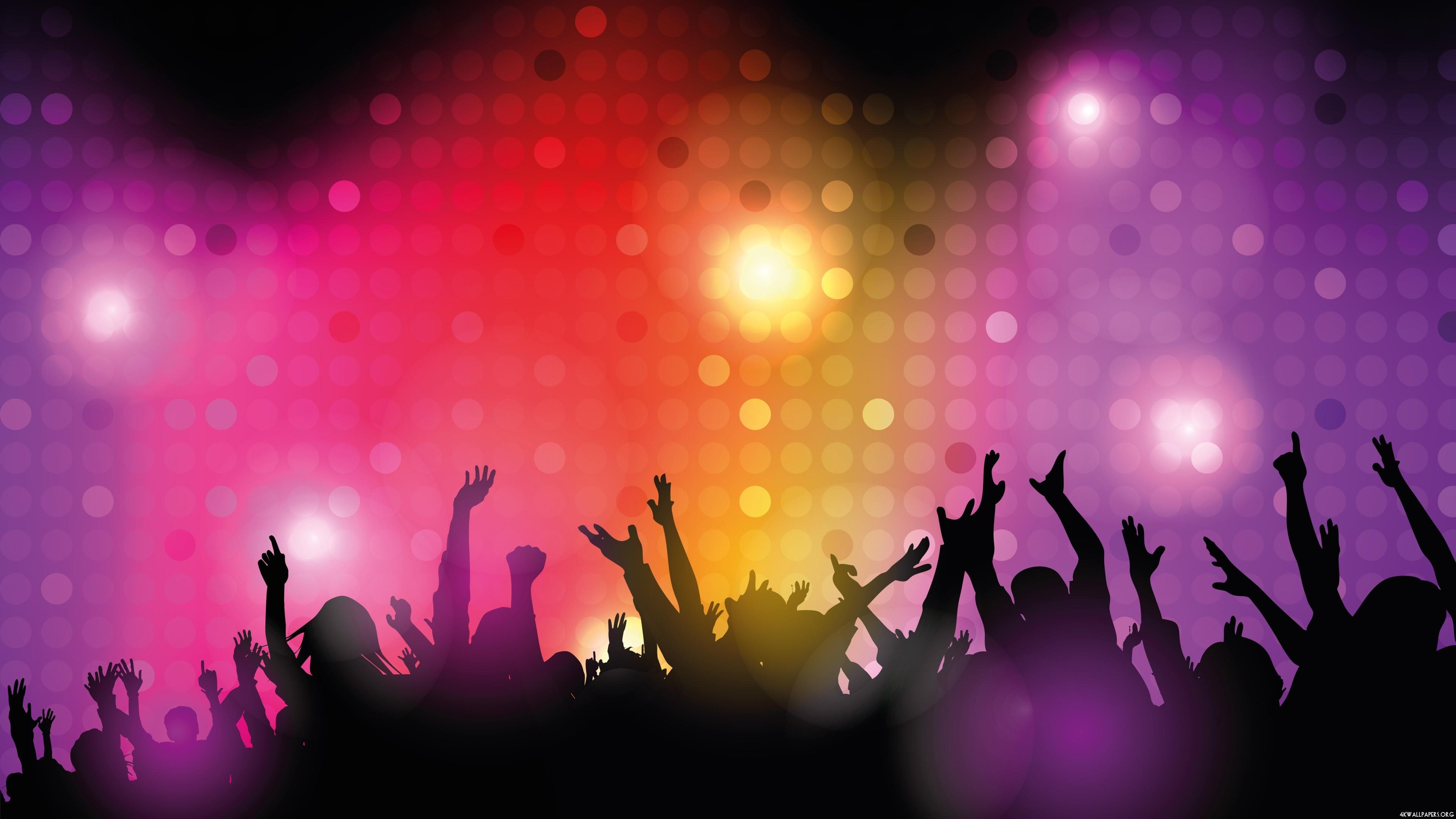 dancing club images - HD3840×2160