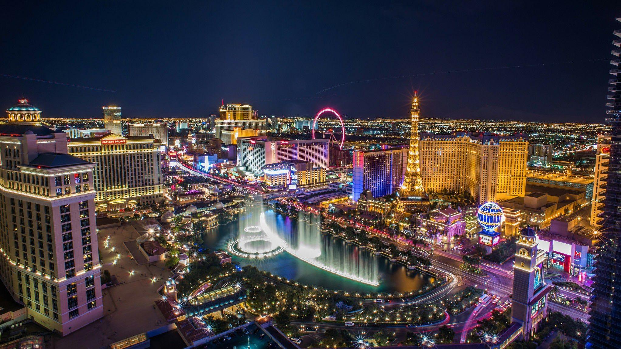 Las Vegas Hd Wallpaper Wallpapertag