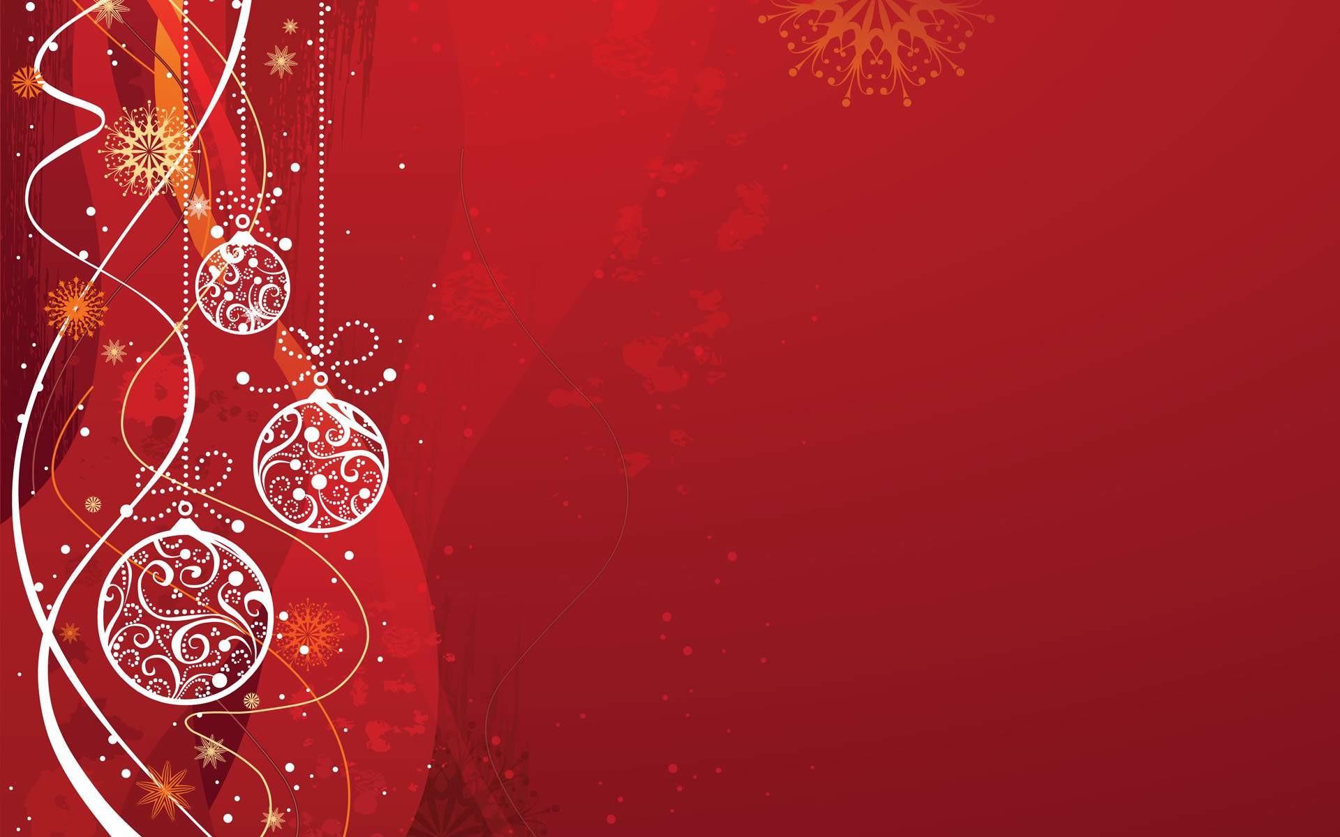 Christmas Background Image ·①