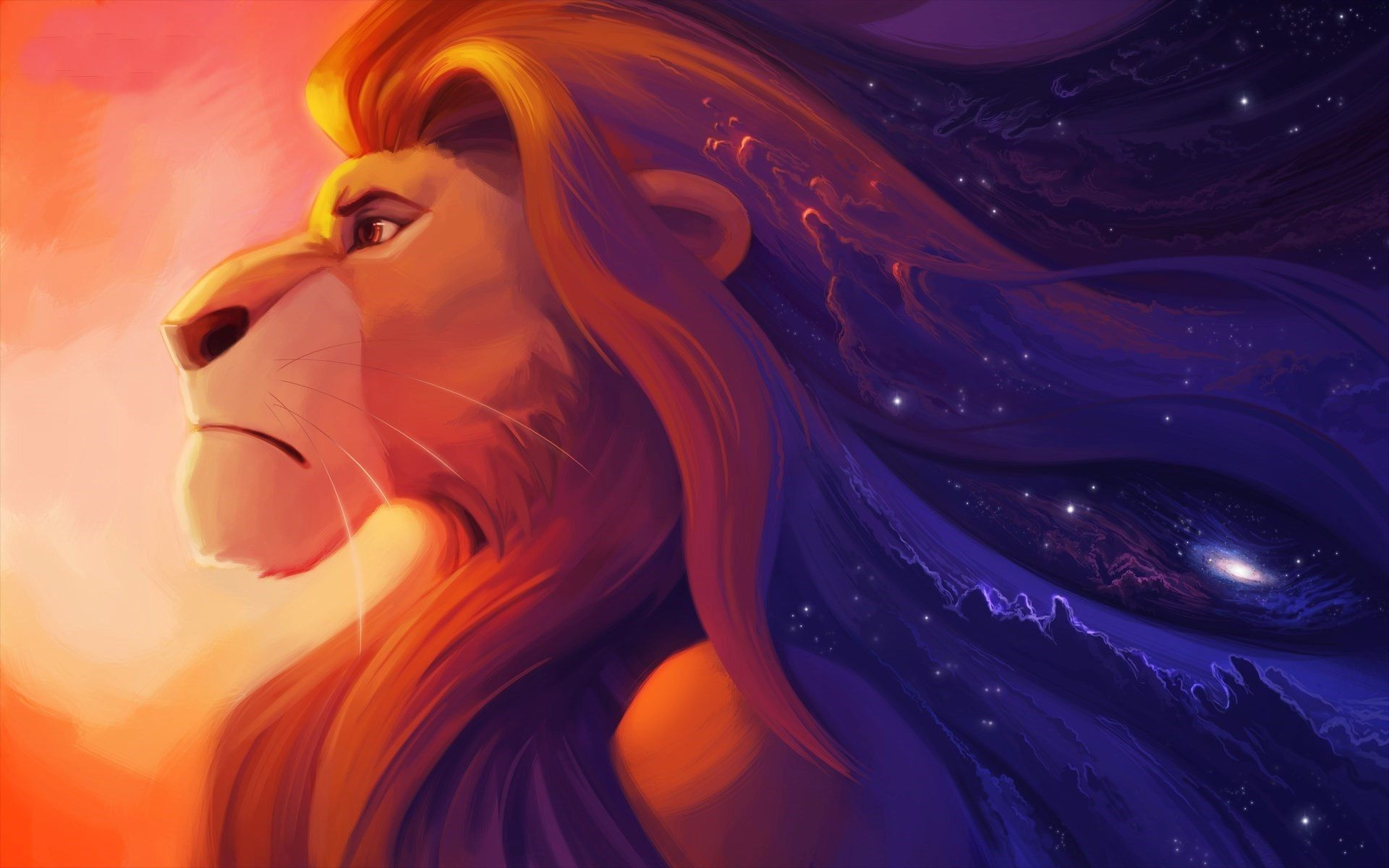 Lion King wallpaper ·① Download free amazing HD wallpapers ...