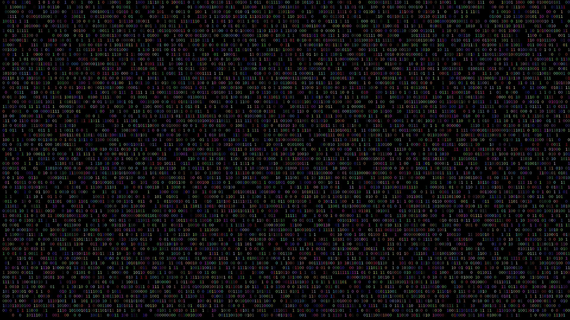 Hacking Code Wallpaper Quote Numbers Danger Binary White Background