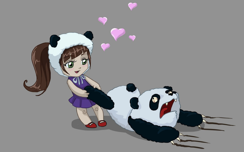 Kawaii tare panda wallpaper wallpapertag - Panda anime wallpaper ...