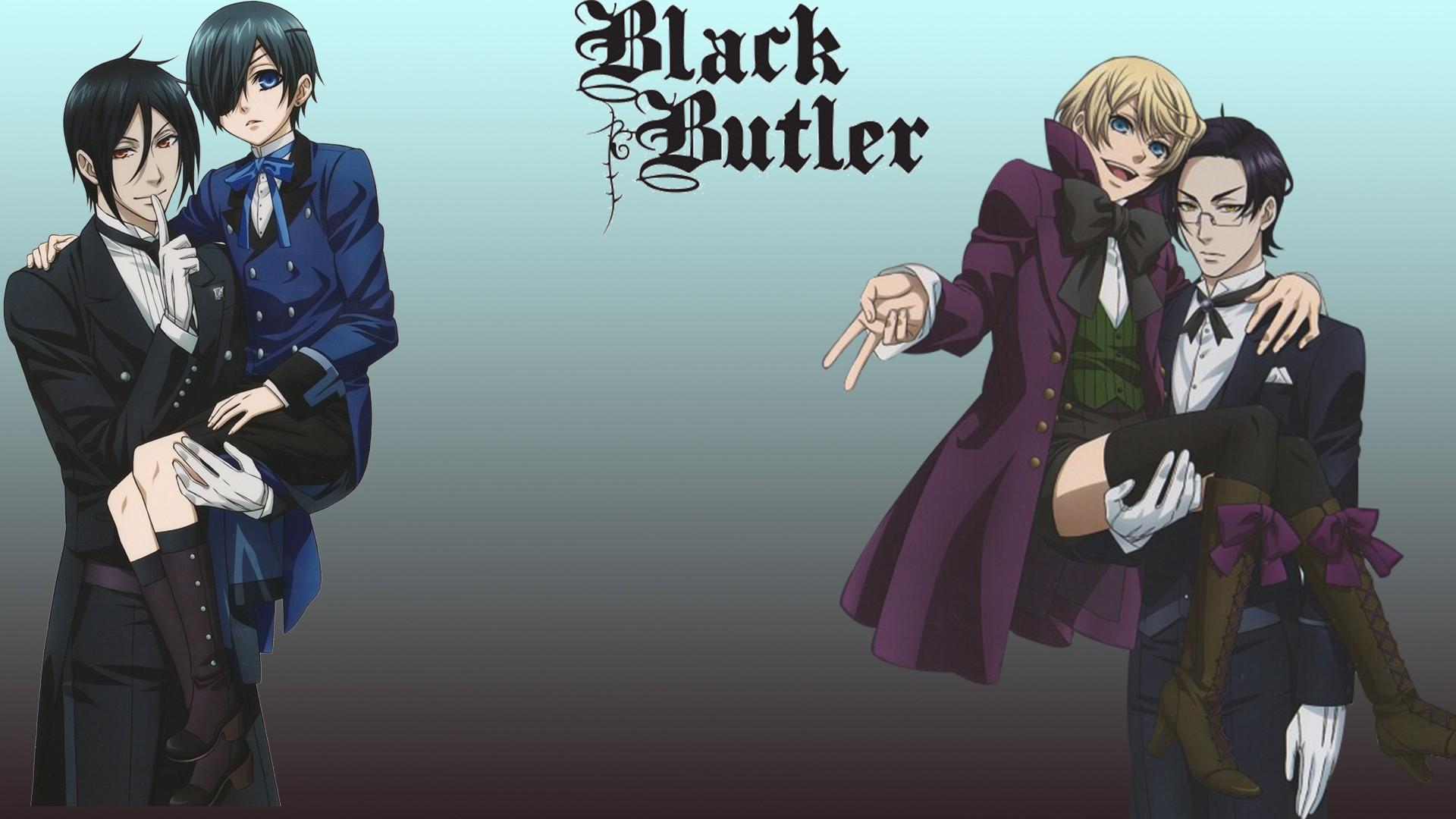 Black Butler wallpaper ·① Download free amazing ...