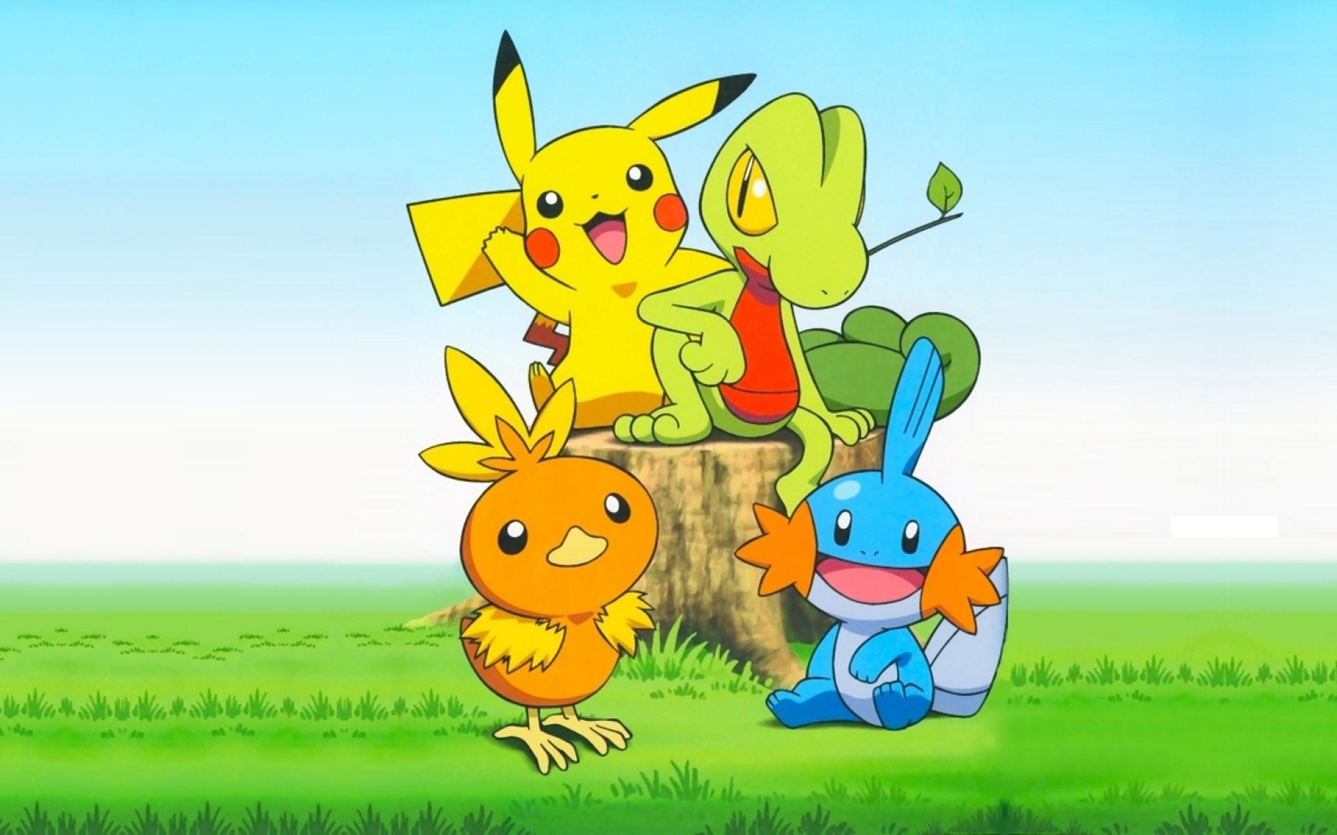 Pokemon ...