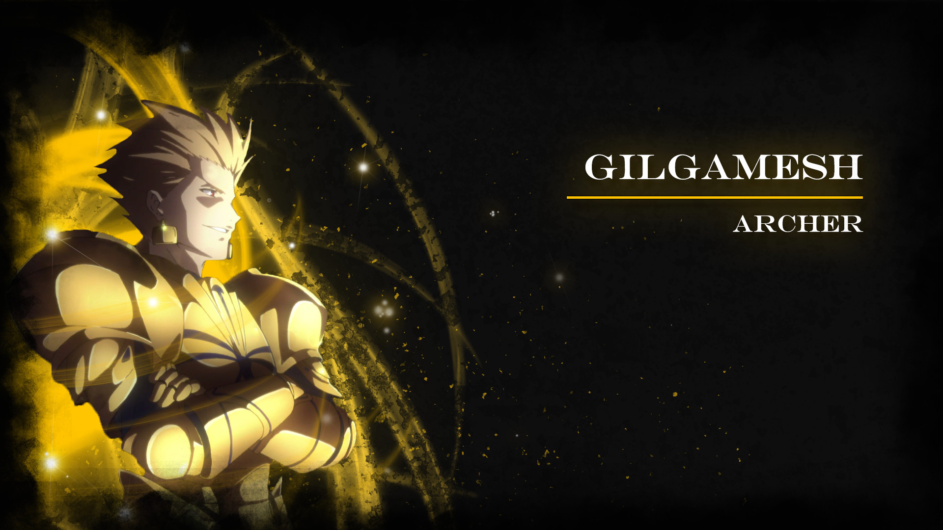 Gilgamesh Fatezero Wallpapers 1