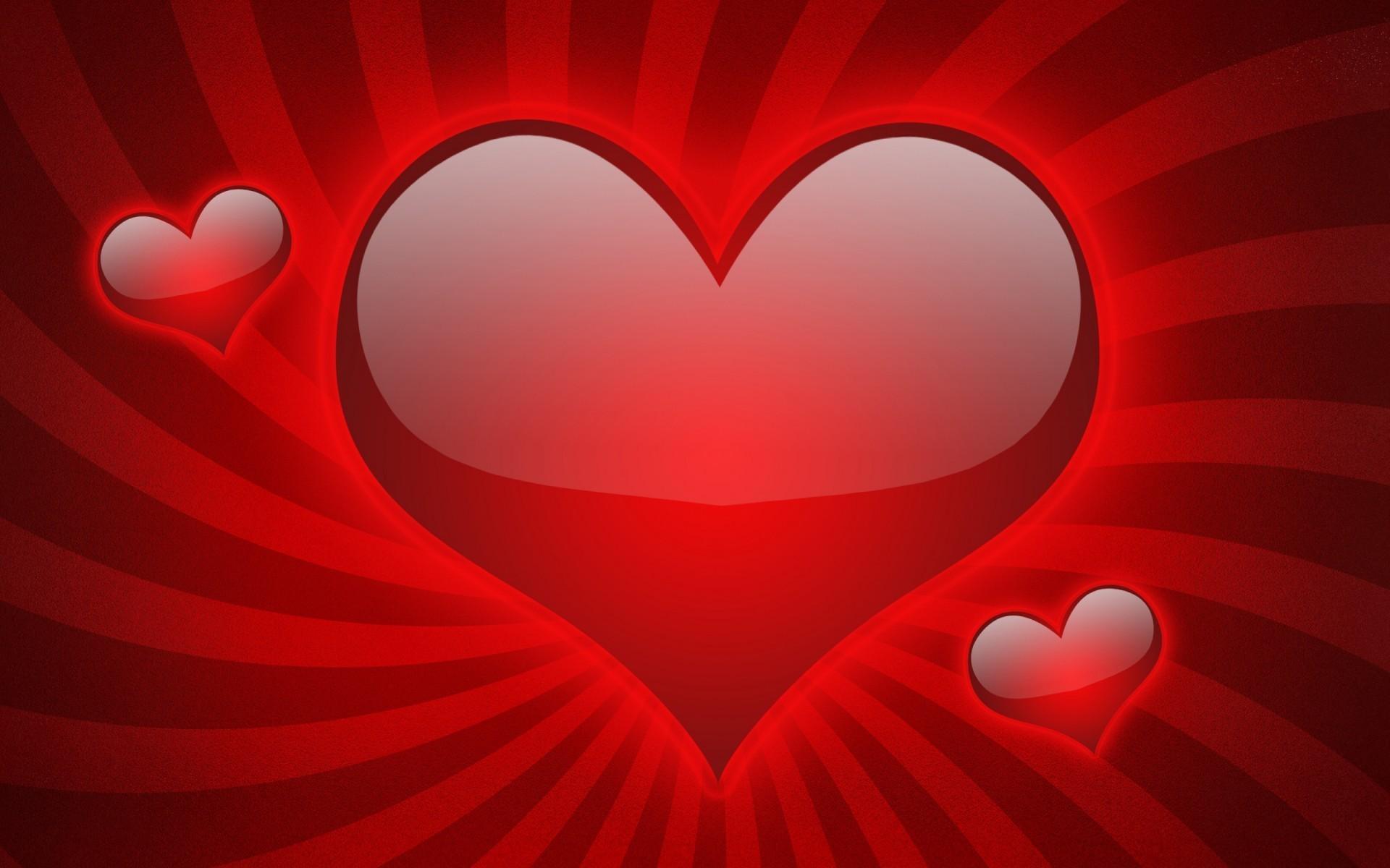 cute hearts wallpaper ·①