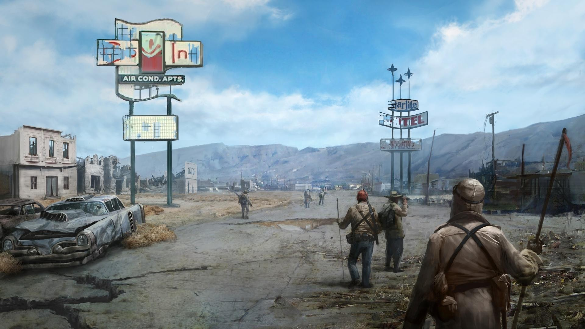 Fallout 4 Wallpaper 1080p Download Free Cool Full Hd