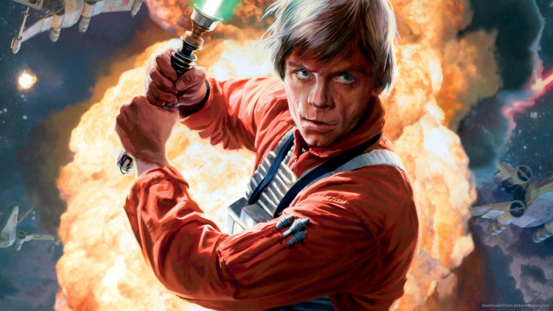 Luke Skywalker Wallpaper Download Free Awesome High Resolution