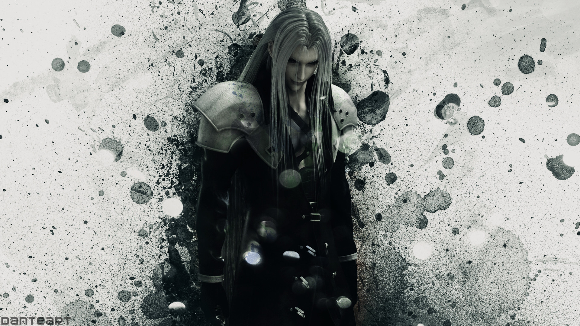Final Fantasy 7 Sephiroth Wallpaper Wallpapertag