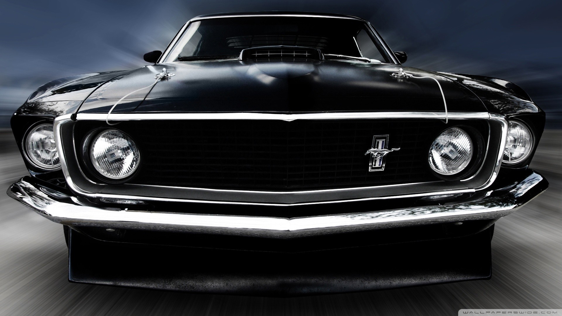 1920x1080 Muscle Car Wallpaper Download 513