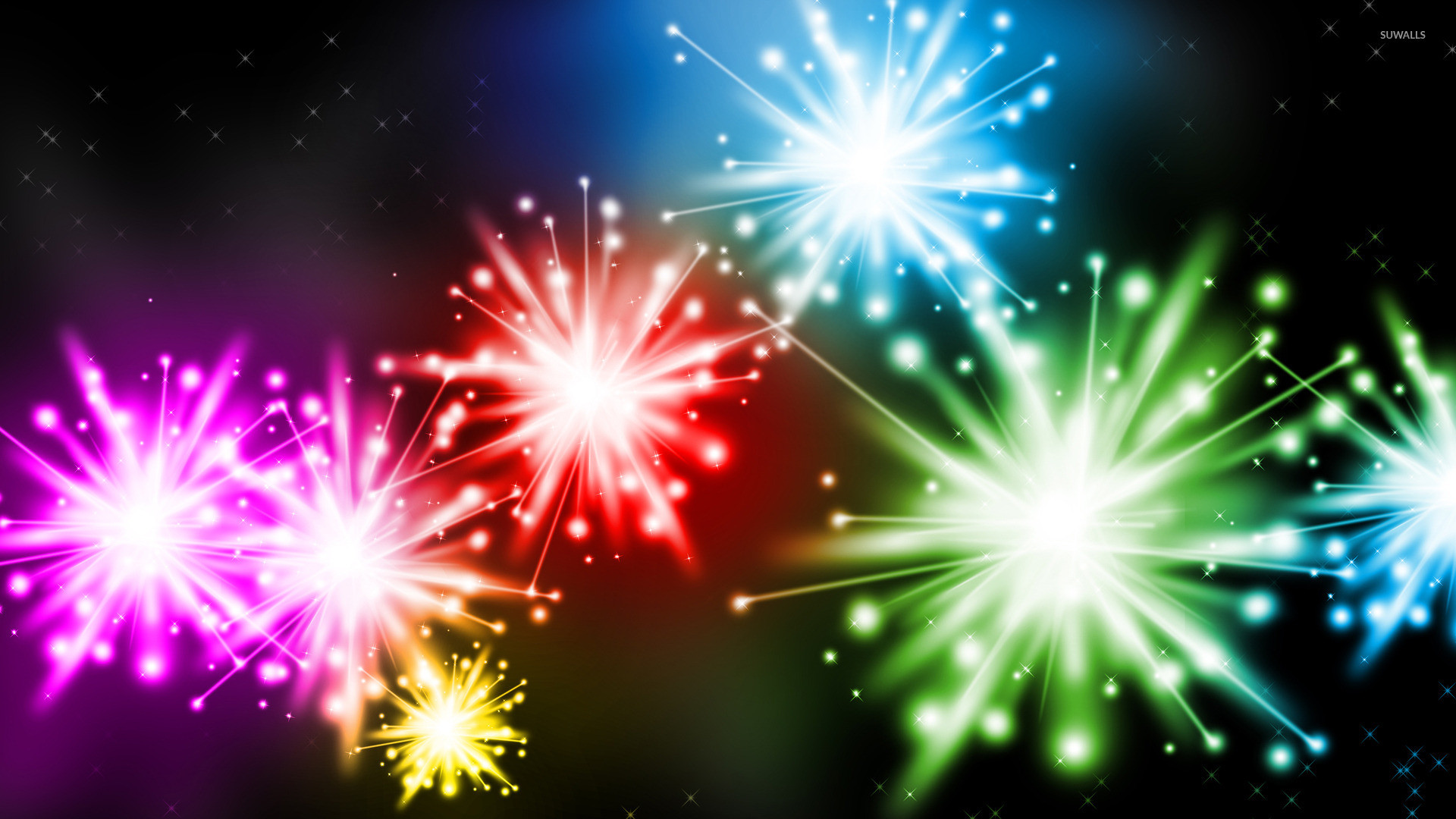 1920x1080 HD Fireworks Wallpapers And Photos Abstract