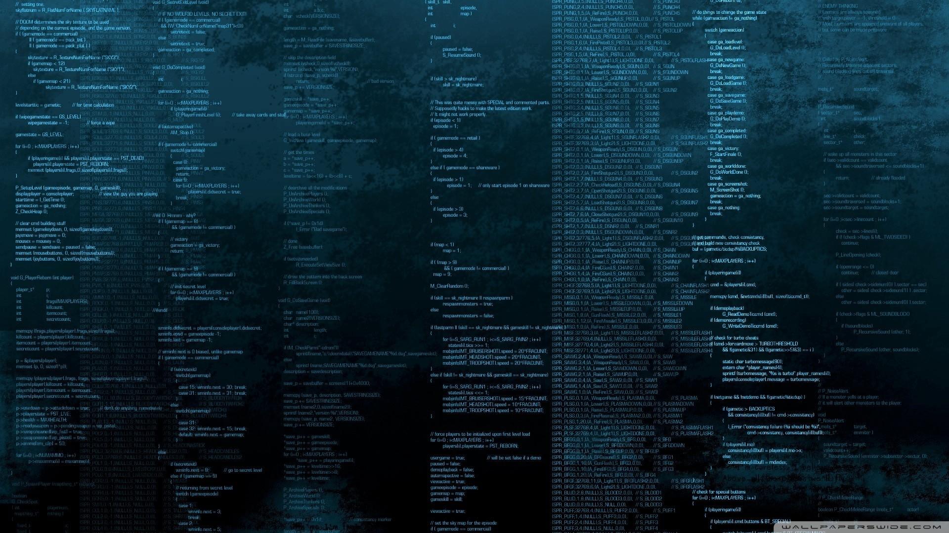 Programing Wallpapers ·① WallpaperTag